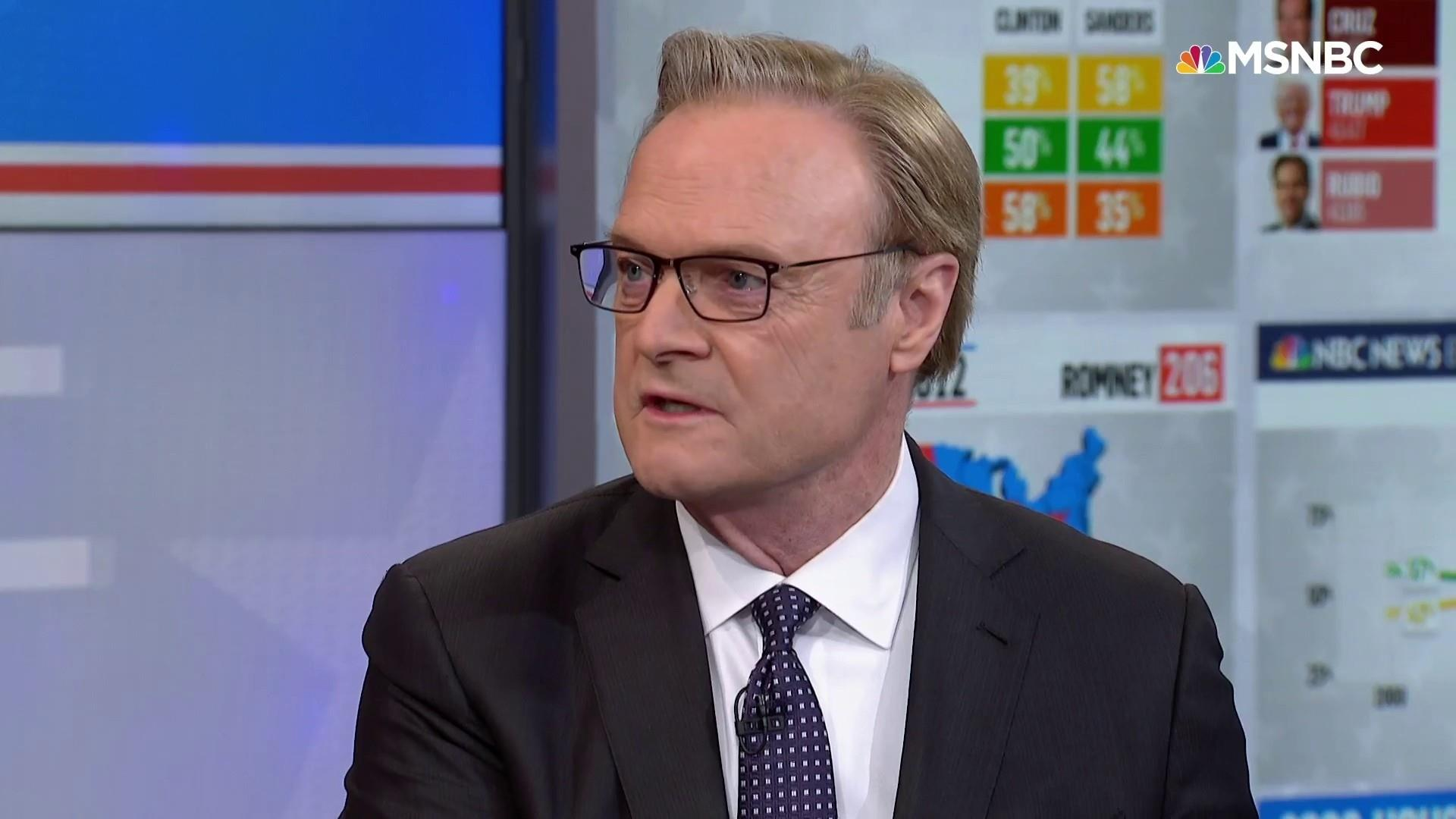 Lawrence: Iowa Caucuses weren't originally invented to choose president