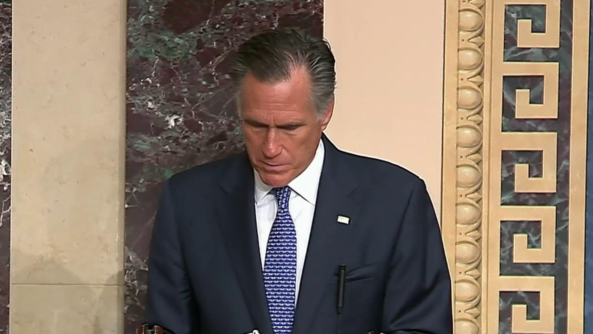 """A Very Stable Genius"" authors talk Romney Announcement"