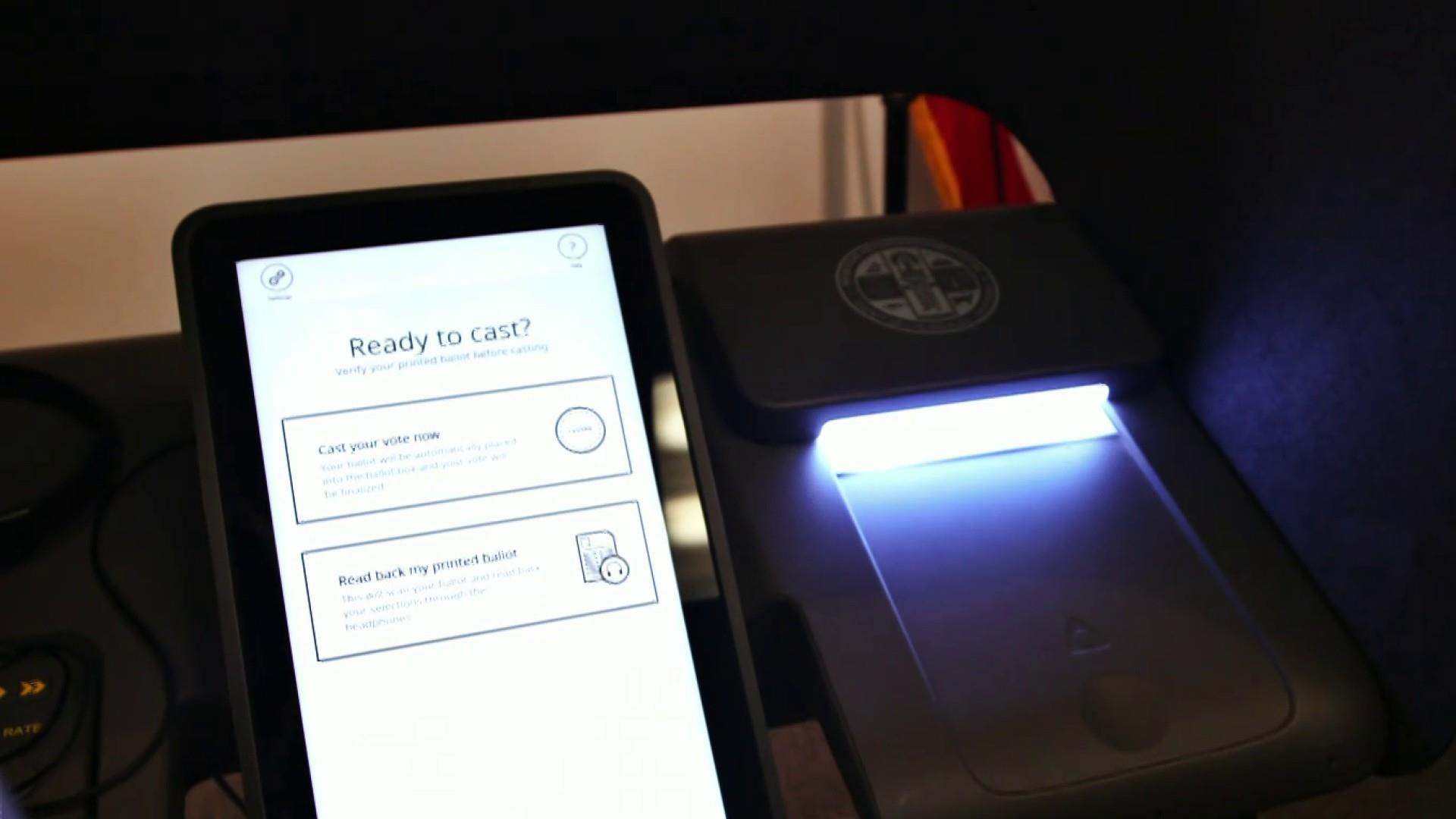 LA County built its new voting machines from scratch. Will they be ready?