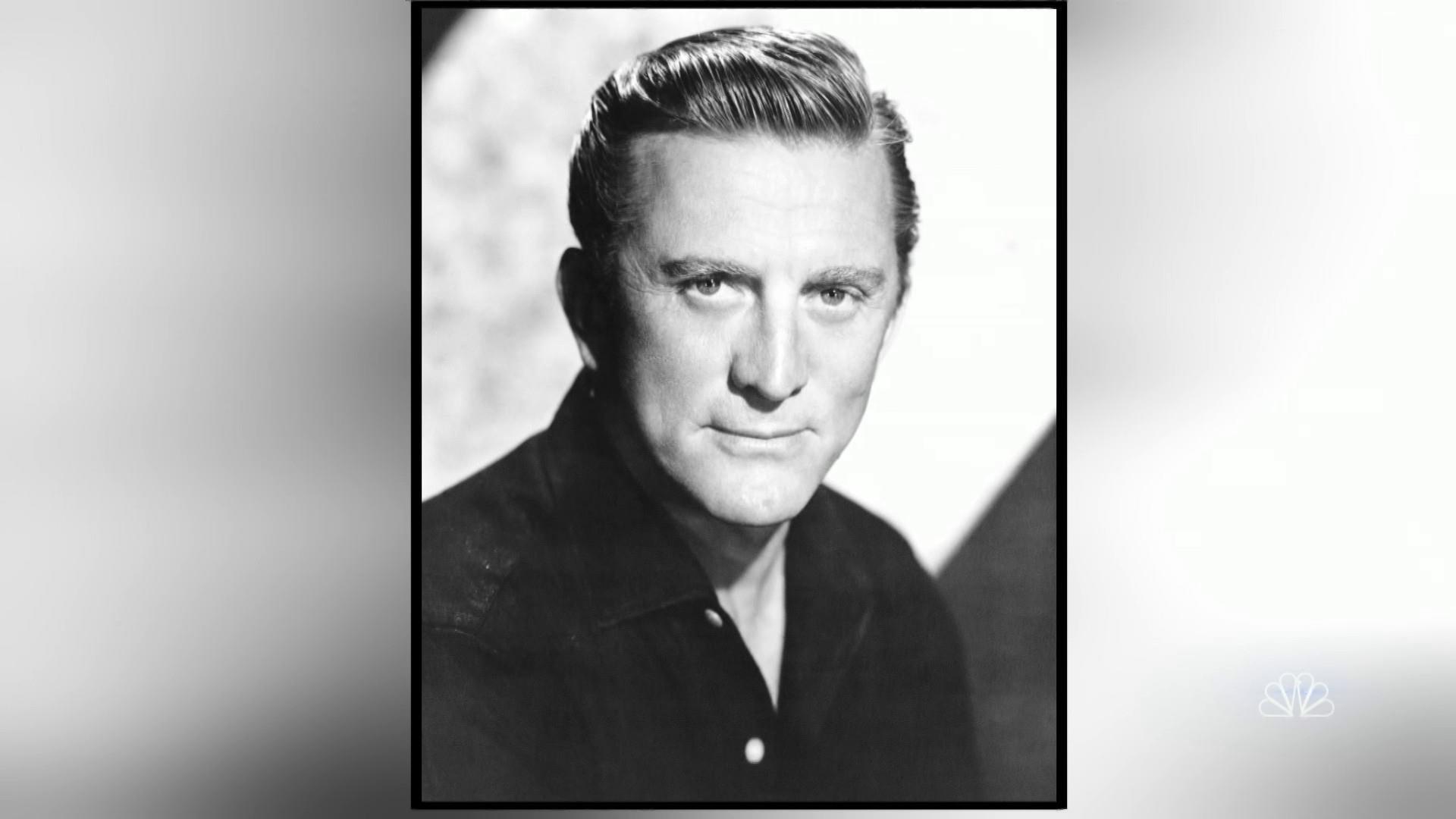 Kirk Douglas, legendary Hollywood tough guy, dead at 103