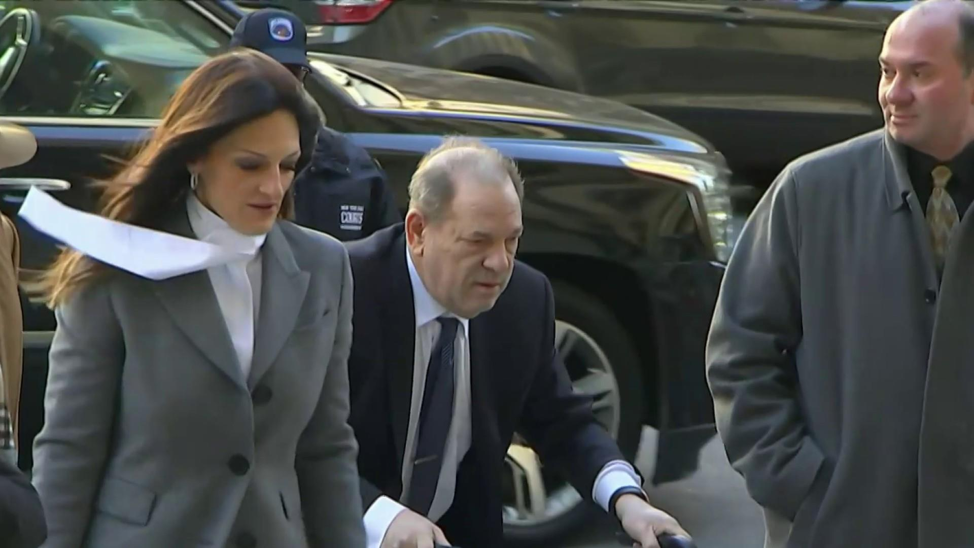 Harvey Weinstein jury says they are deadlocked; judge orders them to keep deliberating