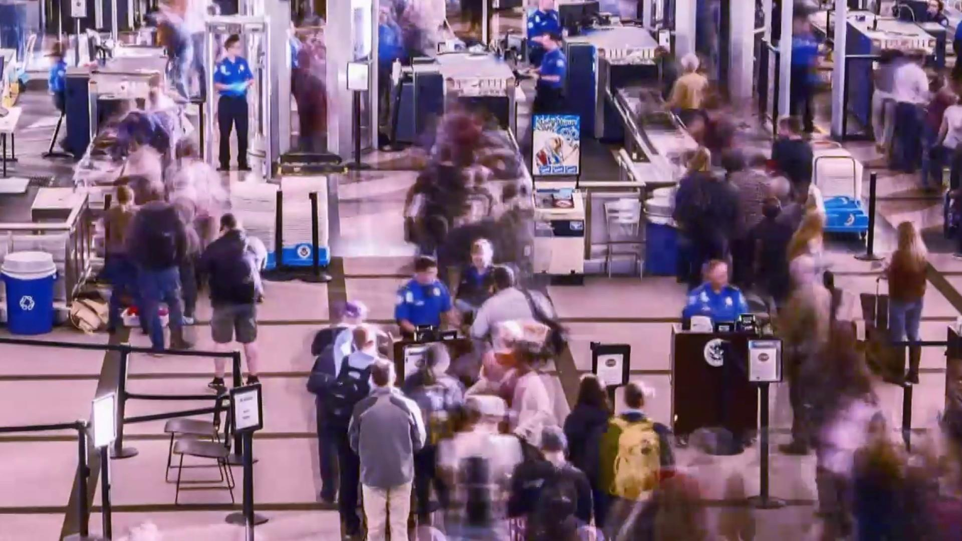 Airports warn of chaos with looming Real ID license deadline