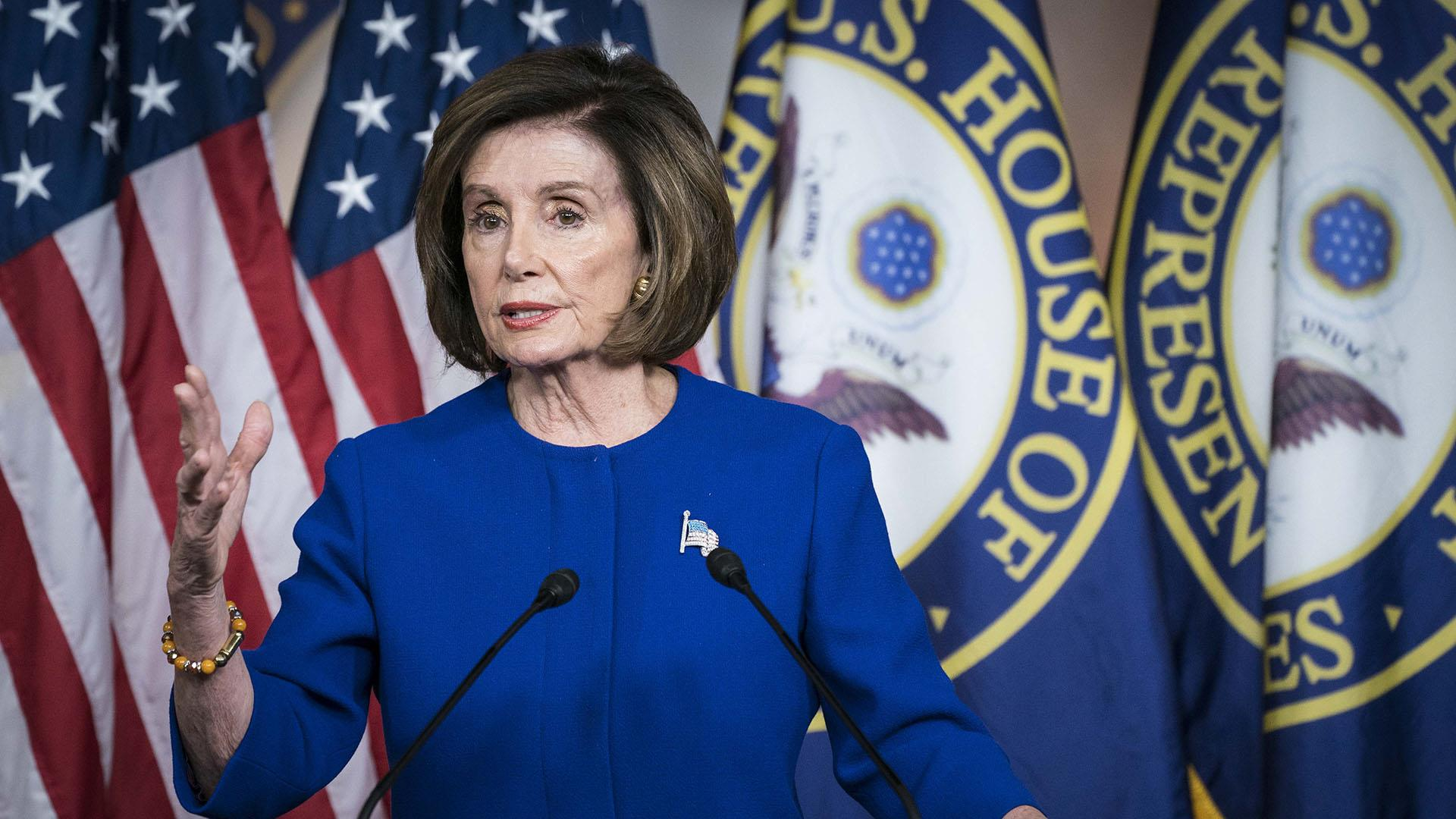 Pelosi: A.G. Barr 'has deeply damaged the rule of law'