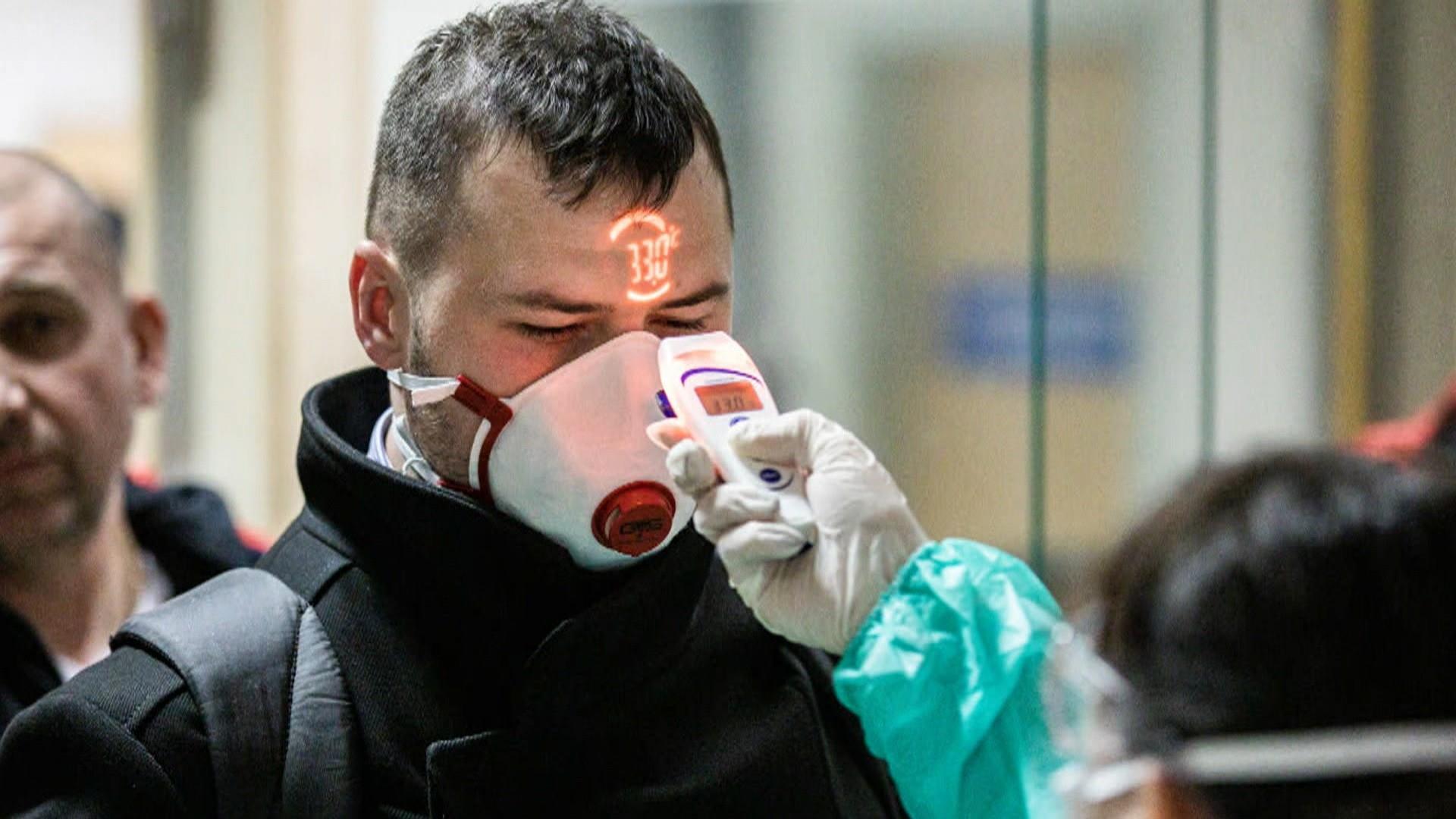 Iran's deputy health minister suffers coronavirus symptoms on live TV