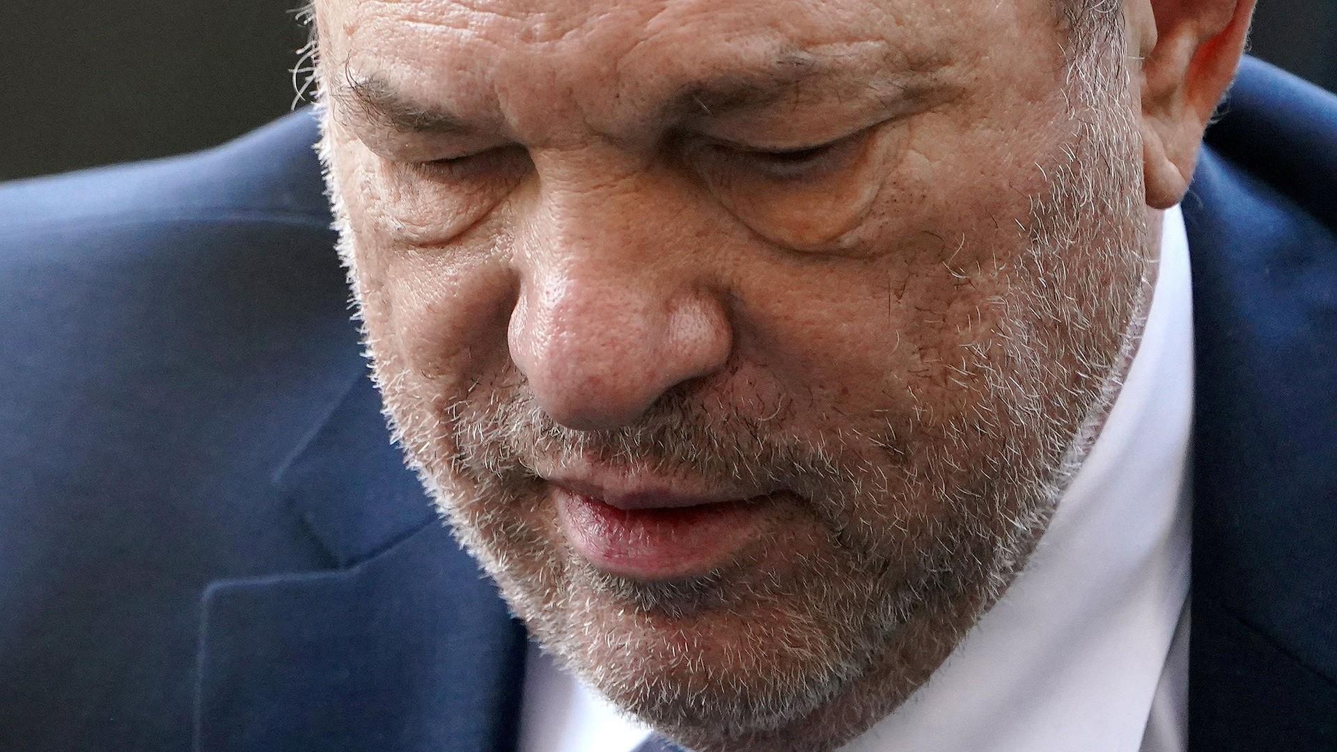 Harvey Weinstein sentenced to 23 years in prison in landmark #MeToo case