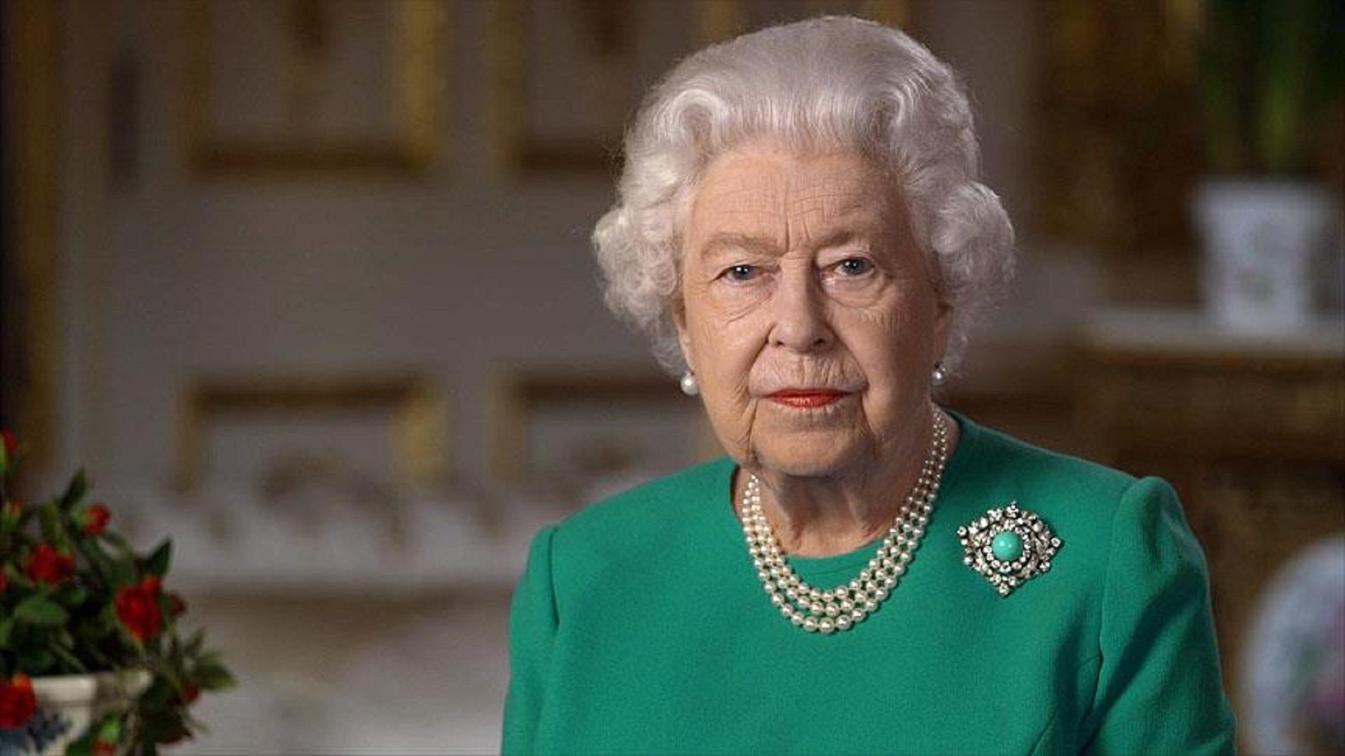 Queen Elizabeth II calls for 'good-humored resolve' as coronavirus deaths rise in U.K.