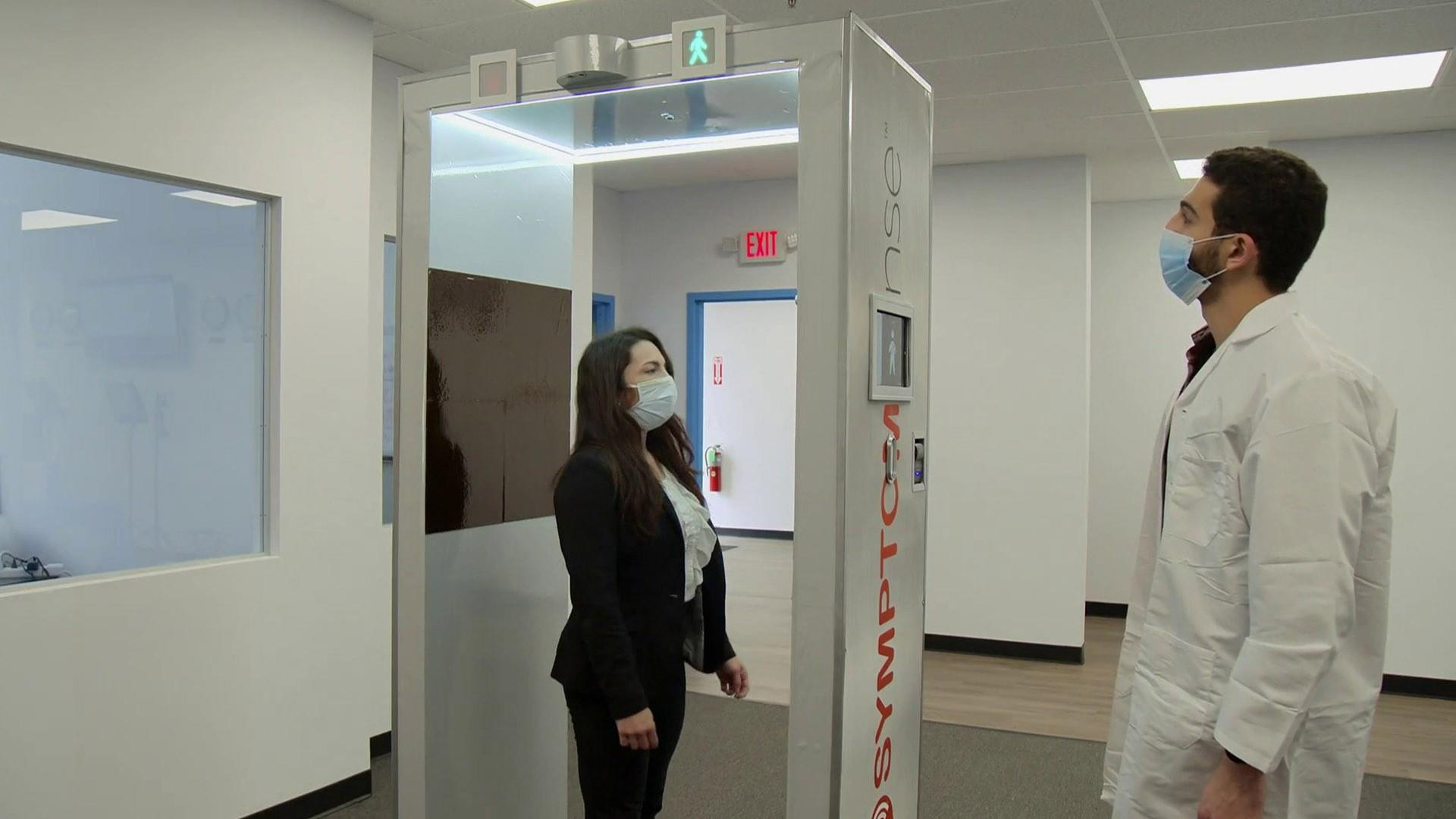 New Mass Screening Technology could help America get back to Work