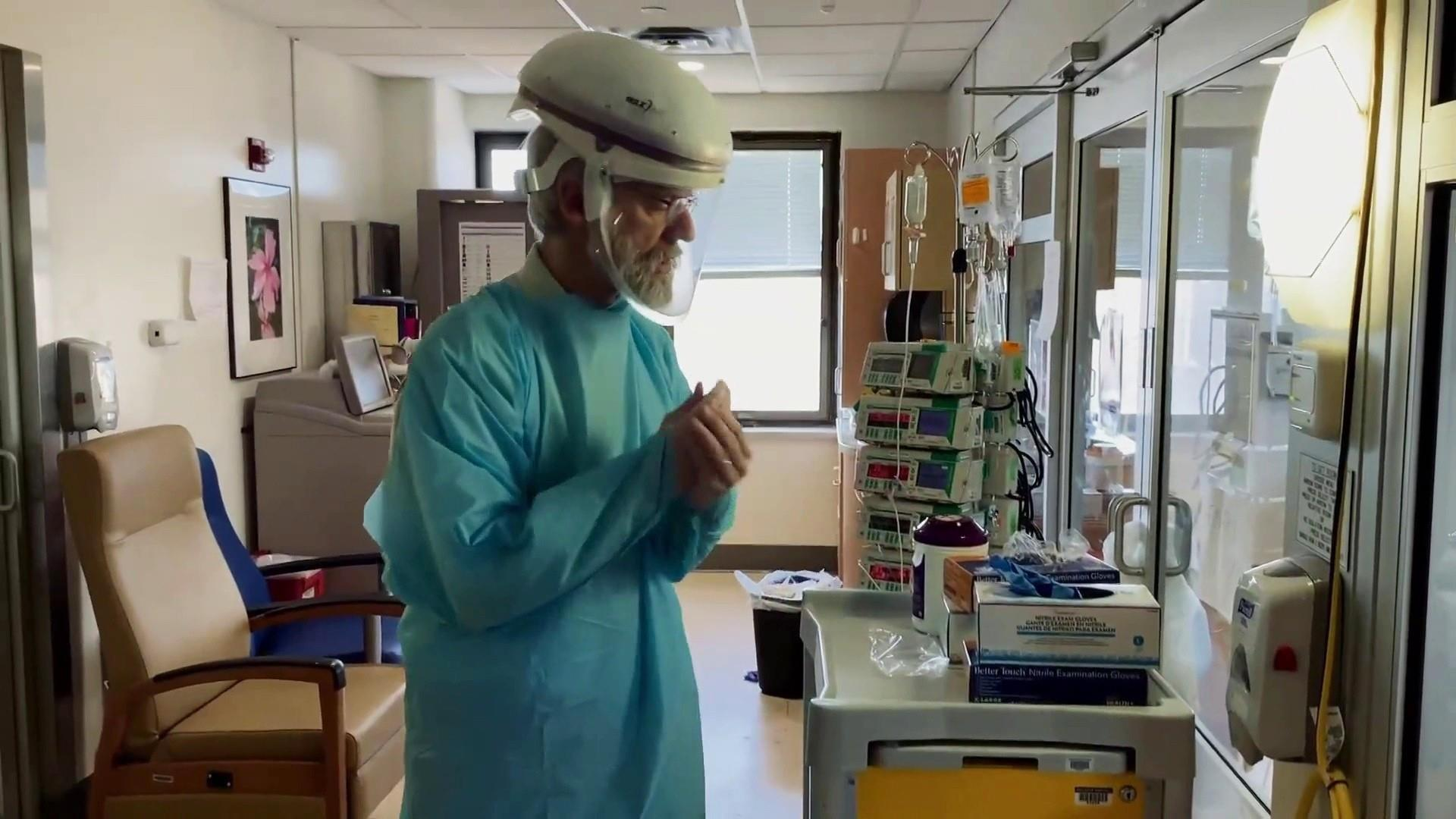 'A race to the finish line:' Inside Bellevue Hospital's whirlwind coronavirus preparation