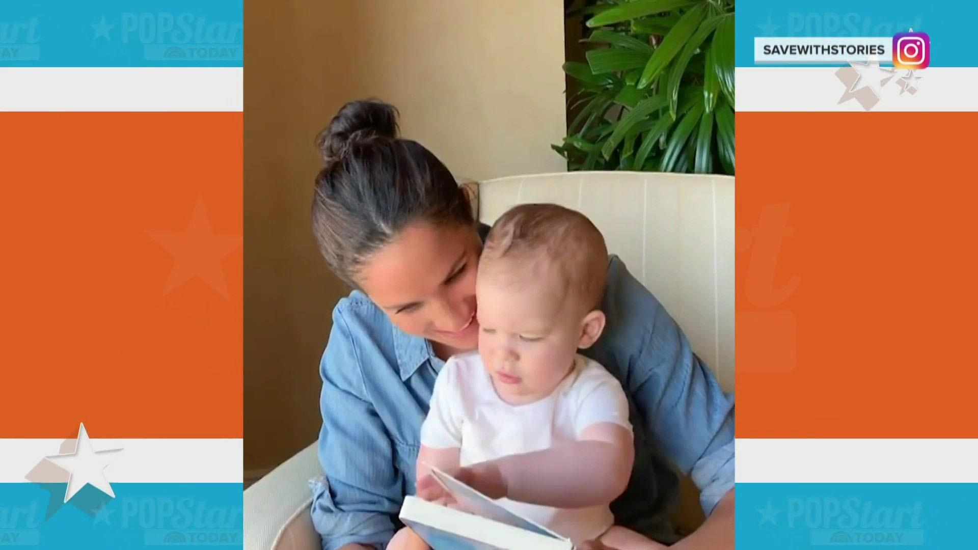archie harrison birthday prince harry and meghan markle s son turns 1 meghan markle prince harry share new video of archie on his 1st birthday