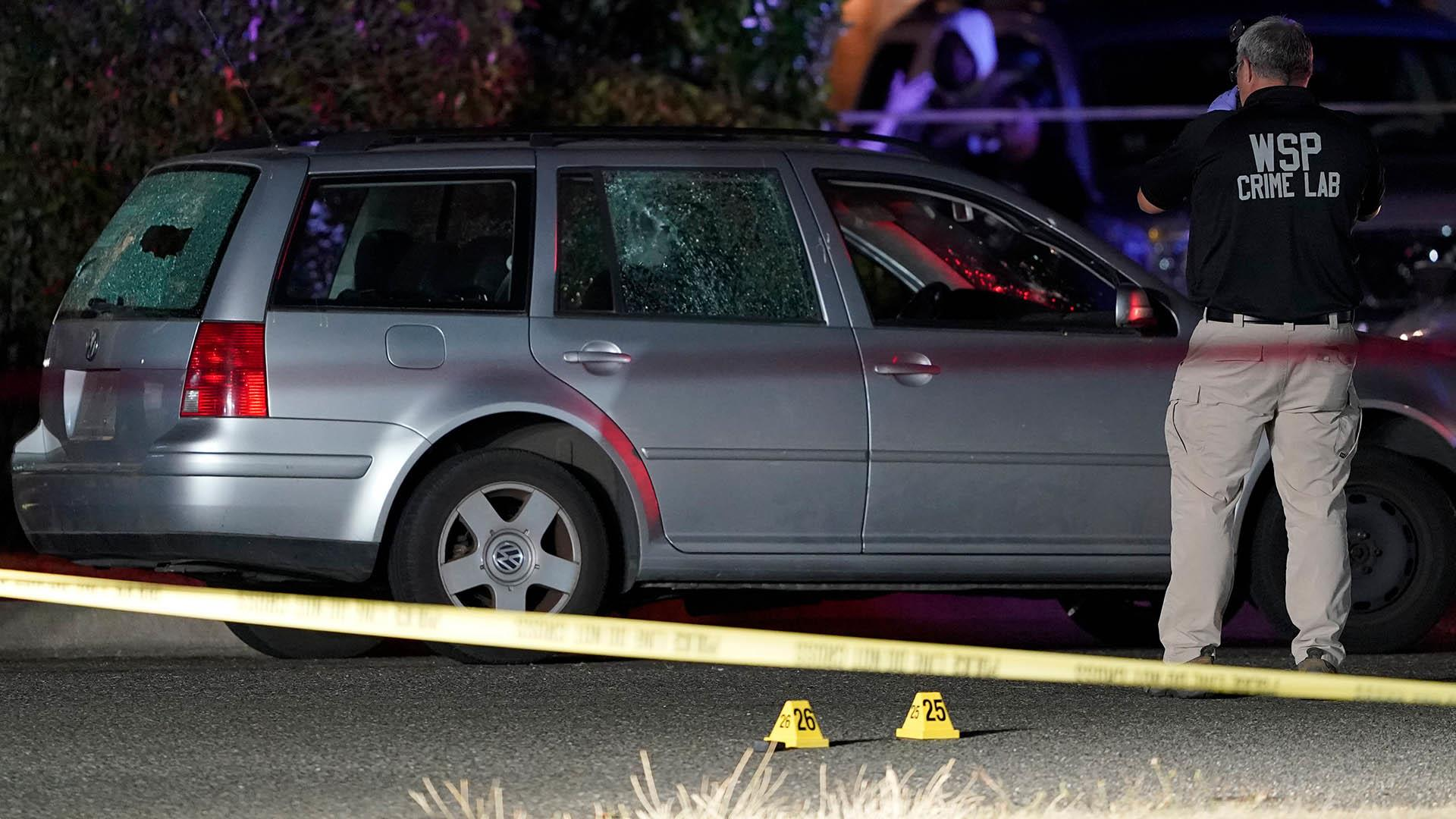 Suspect in fatal Portland shooting killed by law enforcement during arrest  attempt