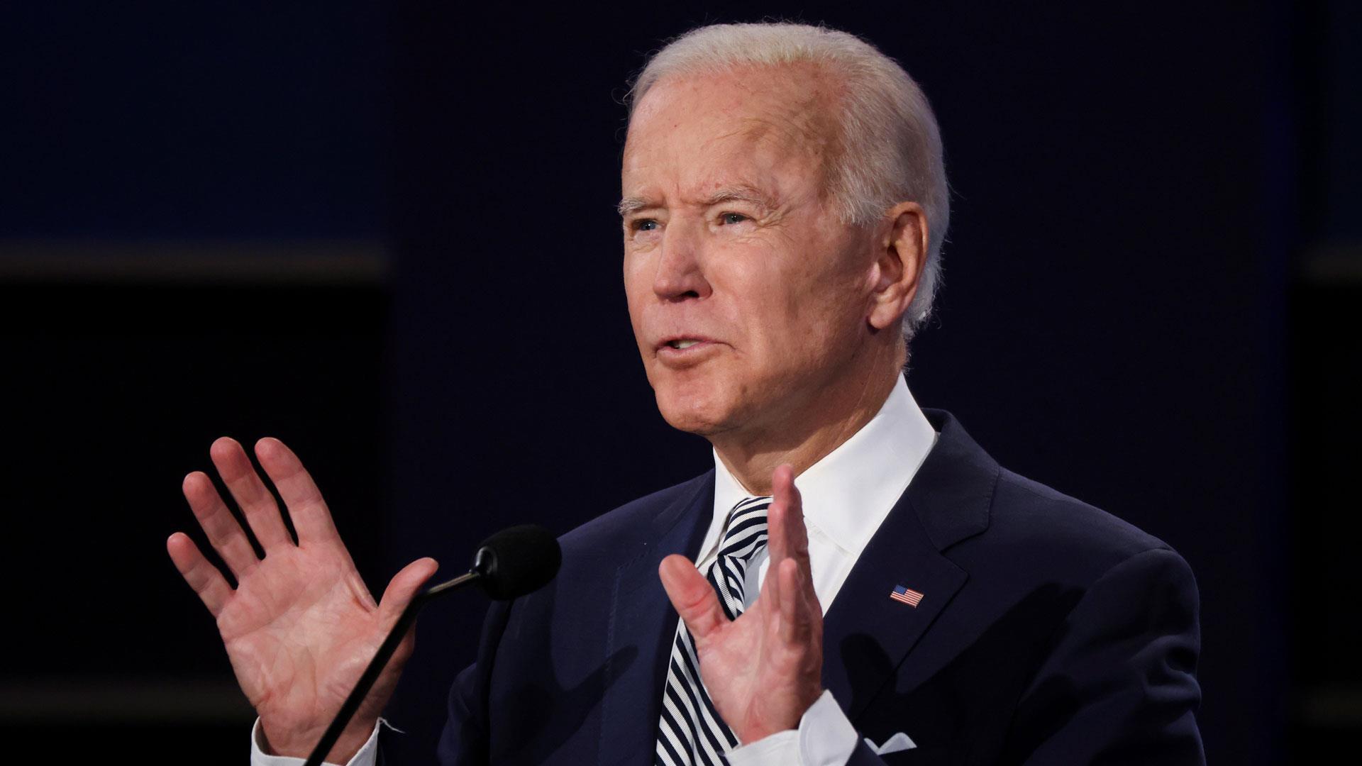Biden Speaks About Son Hunter S Drug Problem Military Service