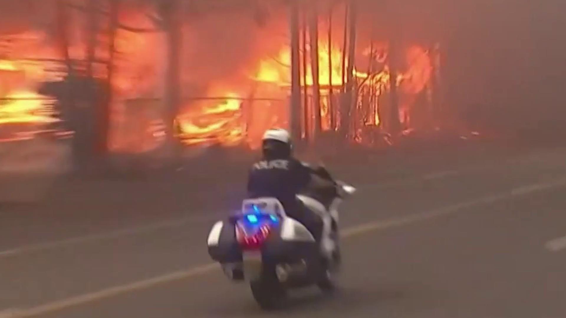 randy moore flames