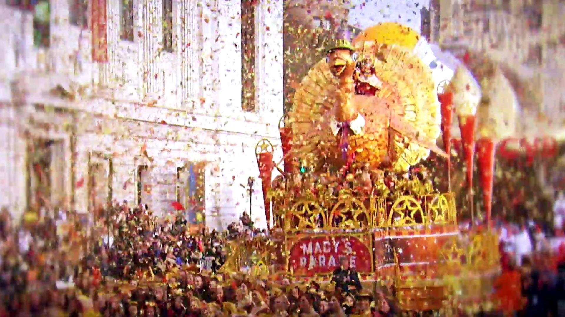 How this year's Macy's Thanksgiving Day Parade will be different