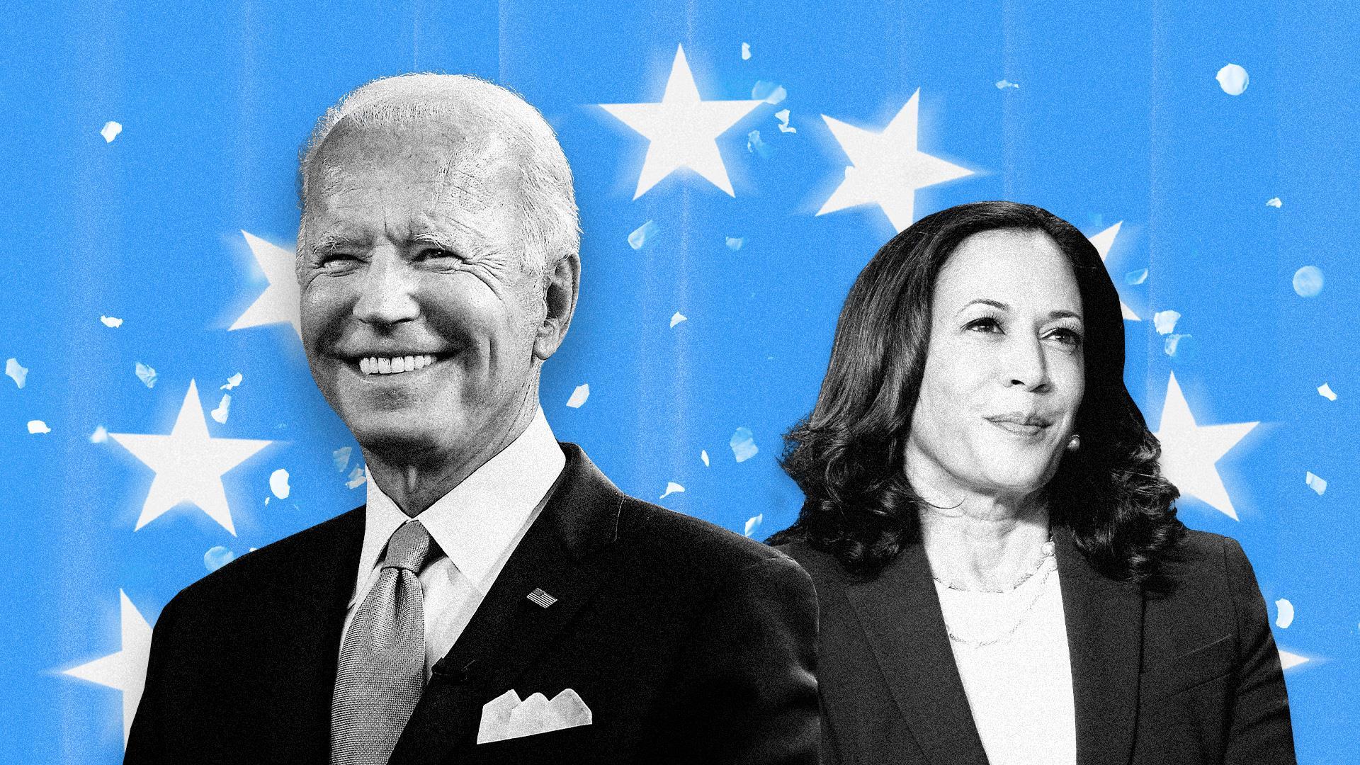 Watch Live Joe Biden And Kamala Harris Speak After Projected Presidential Win