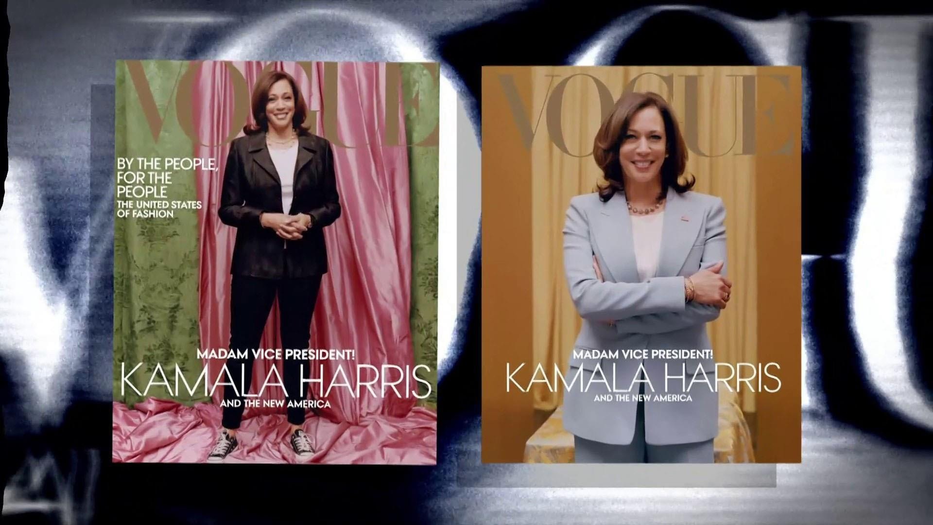Vogue Kamala Harris