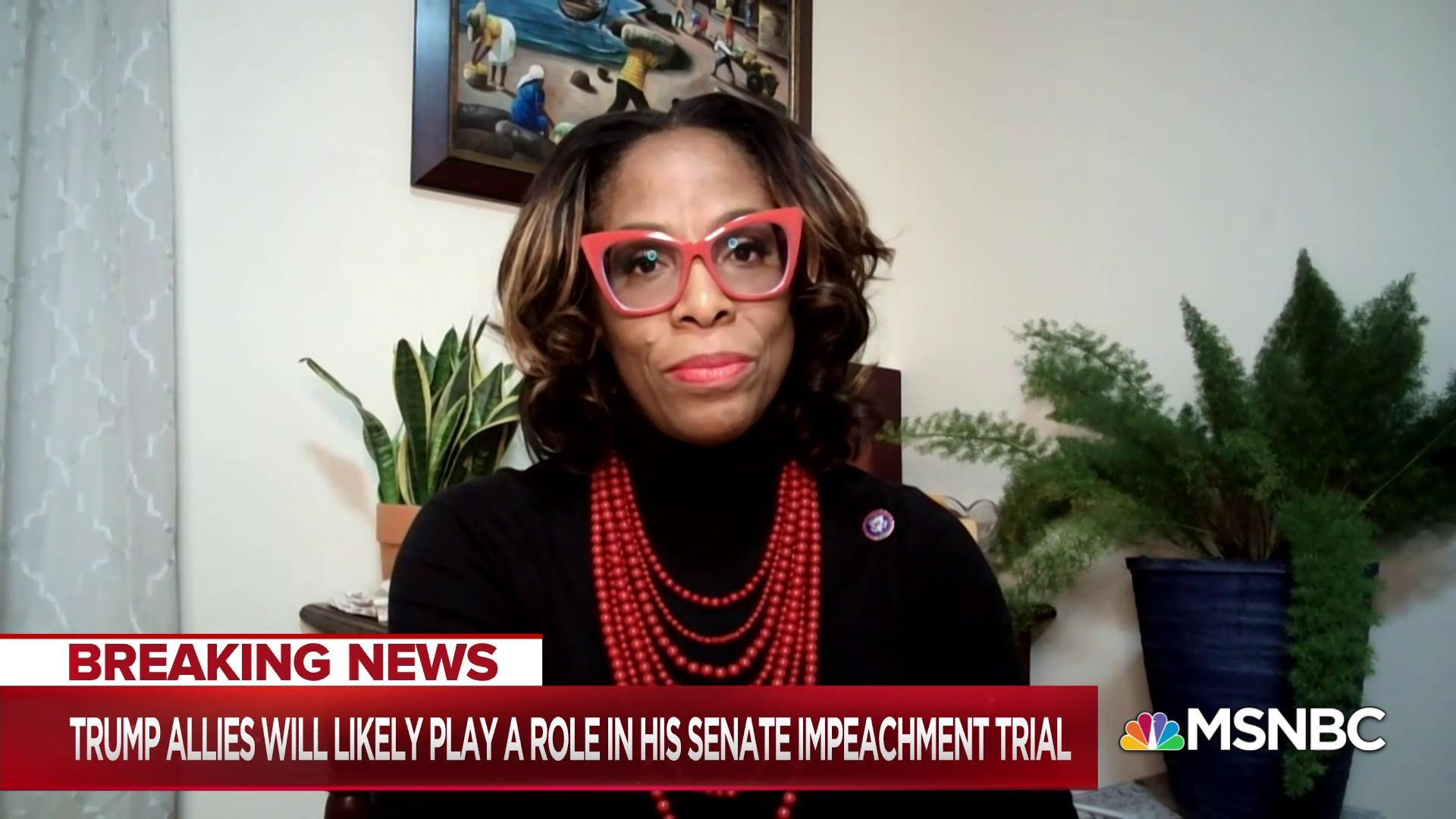 Senate prepares for the second impeachment trial of President Trump