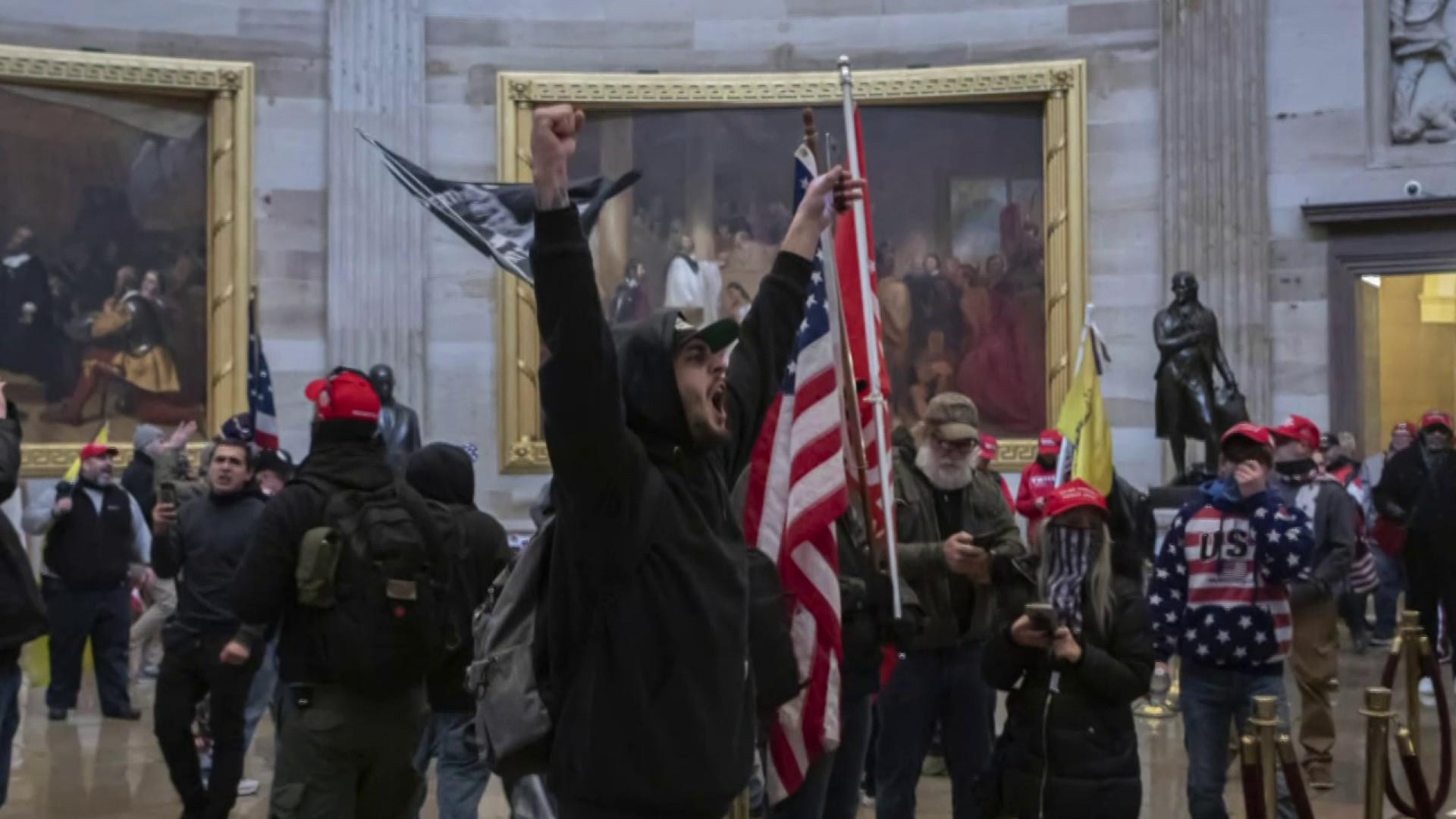 The January 6 insurrection was a final gasp for white supremacy. thumbnail