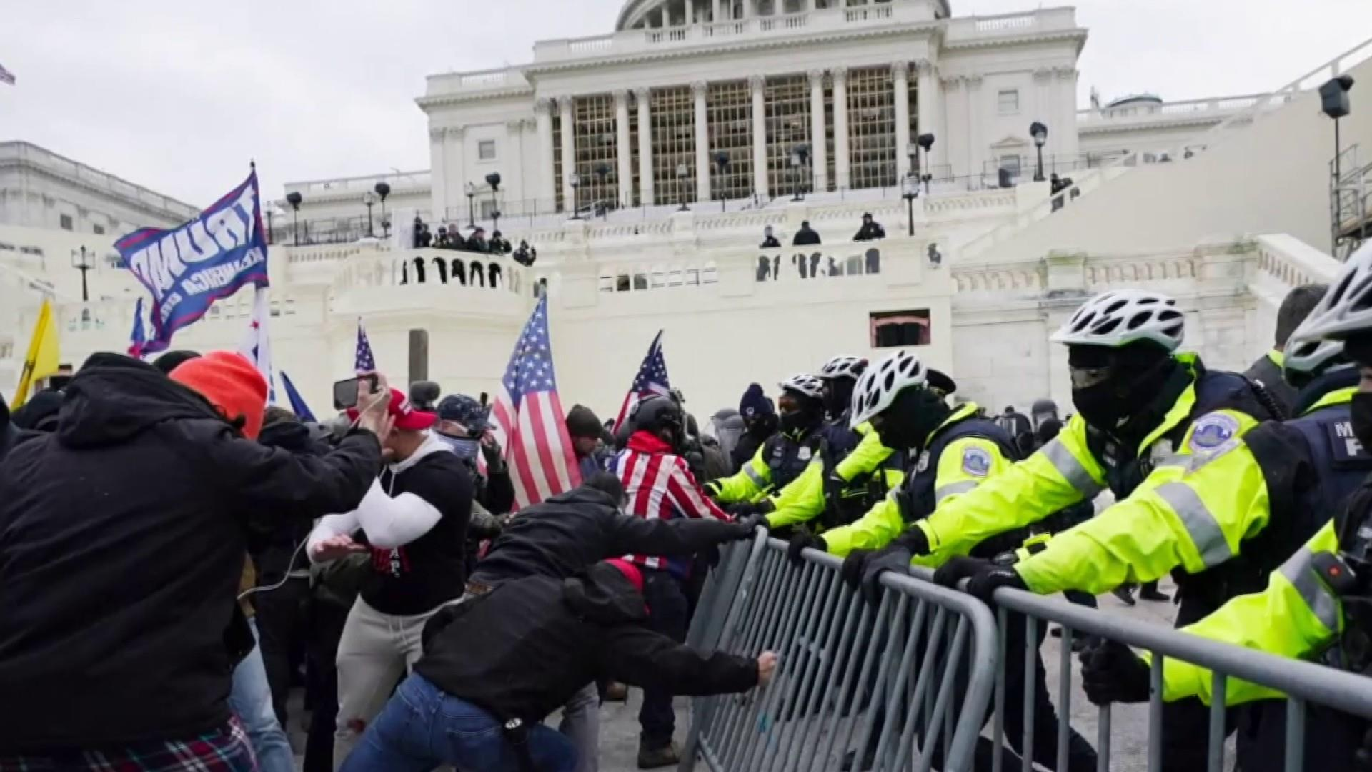 Image result for msnbc capitol riot
