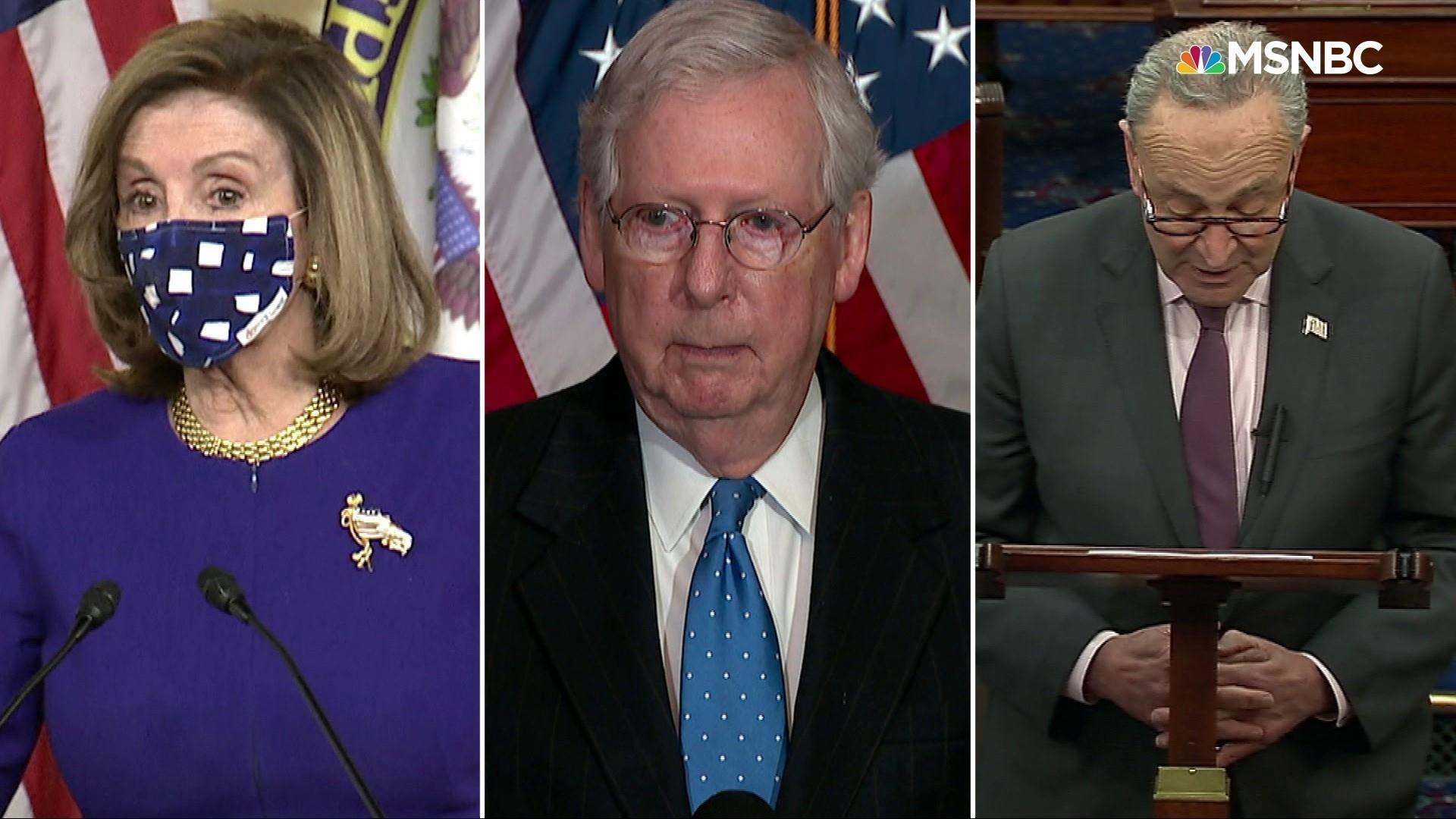 Trump conviction in Senate trial could come down to McConnell's decision