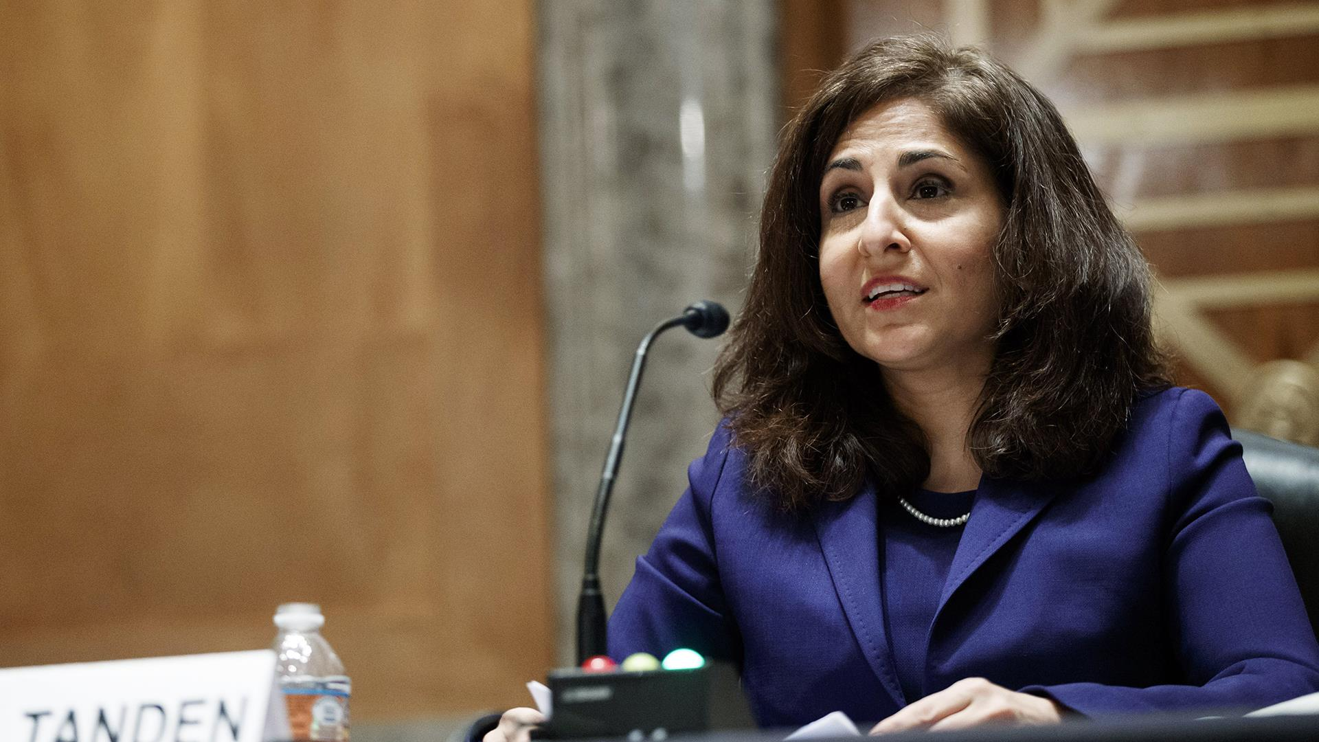 The US administration has appointed Indian-American Neera Tanden as a senior adviser to President Joe Biden at White House.