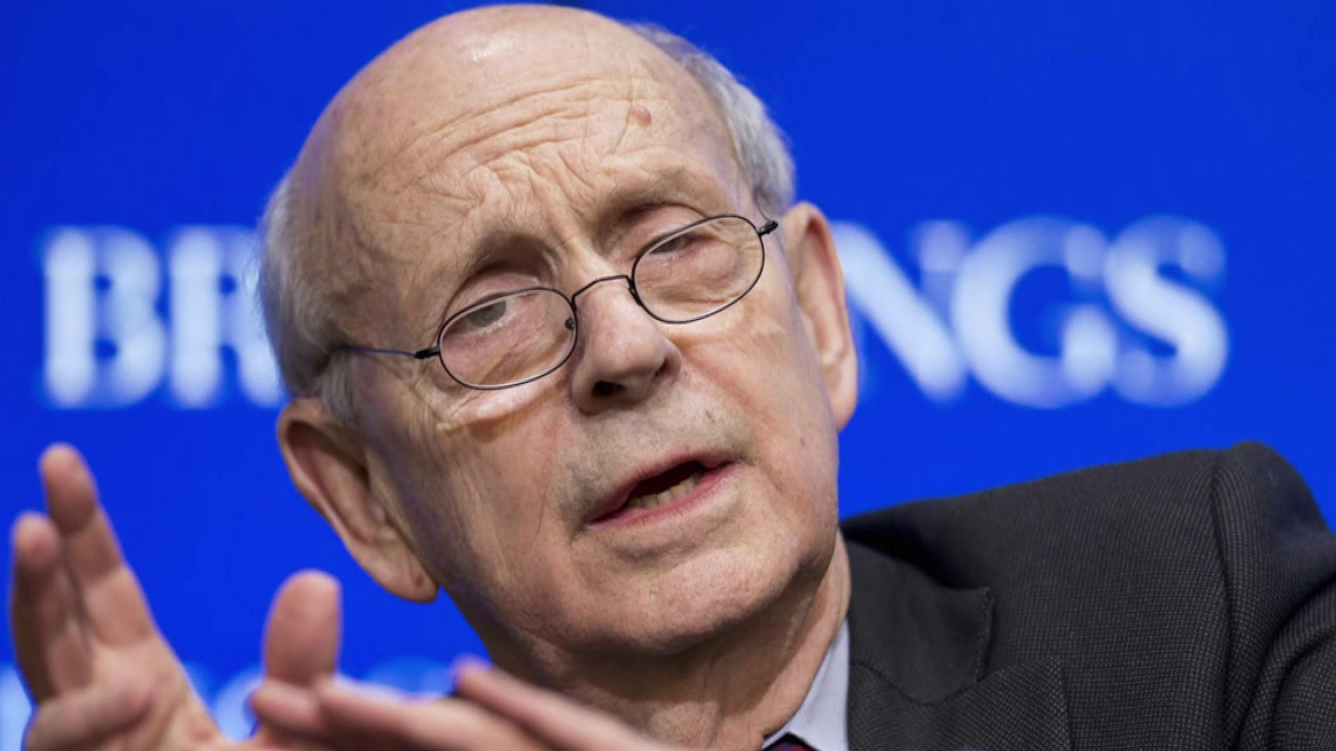 Pressure builds for Justice Breyer to retire from the Supreme Court thumbnail