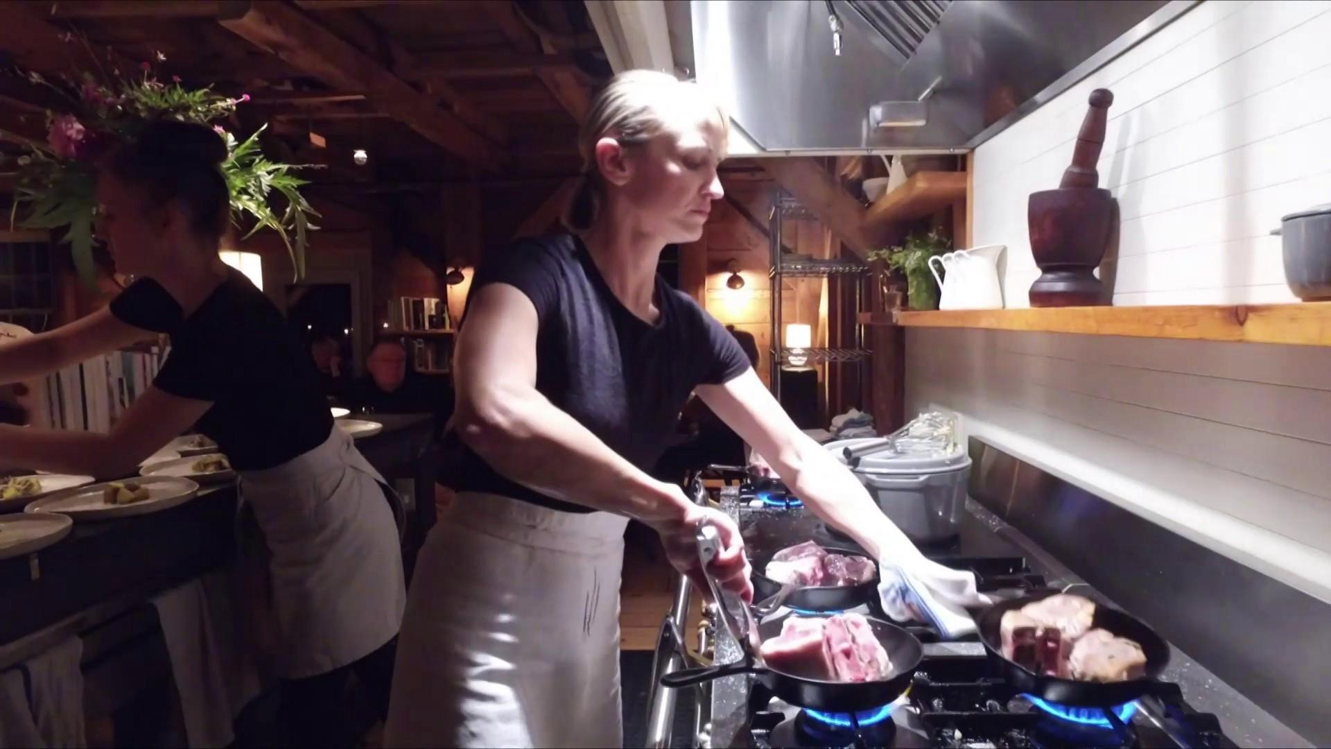 Meet The Chef Behind The Popular Restaurant In Maine Lost Kitchen