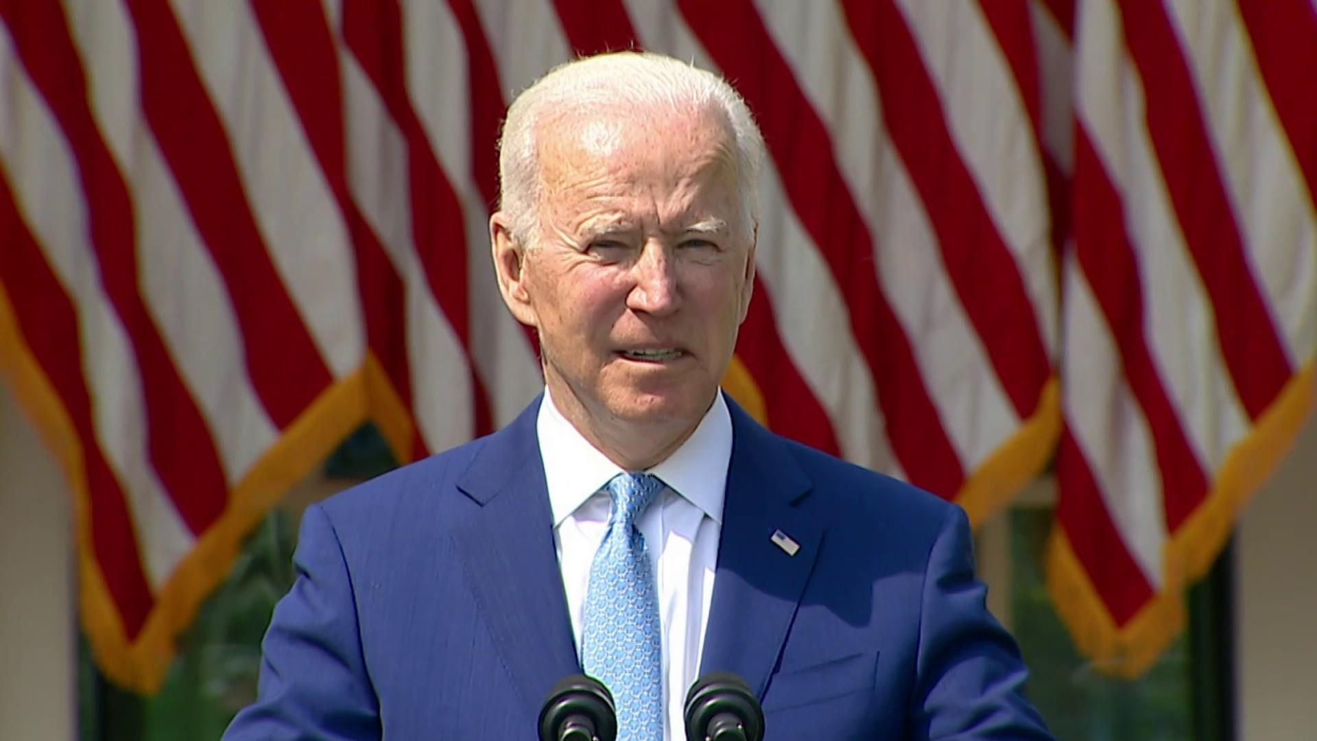 Biden moves to curb gun violence as congressional GOP holds action at thoughts and prayers thumbnail