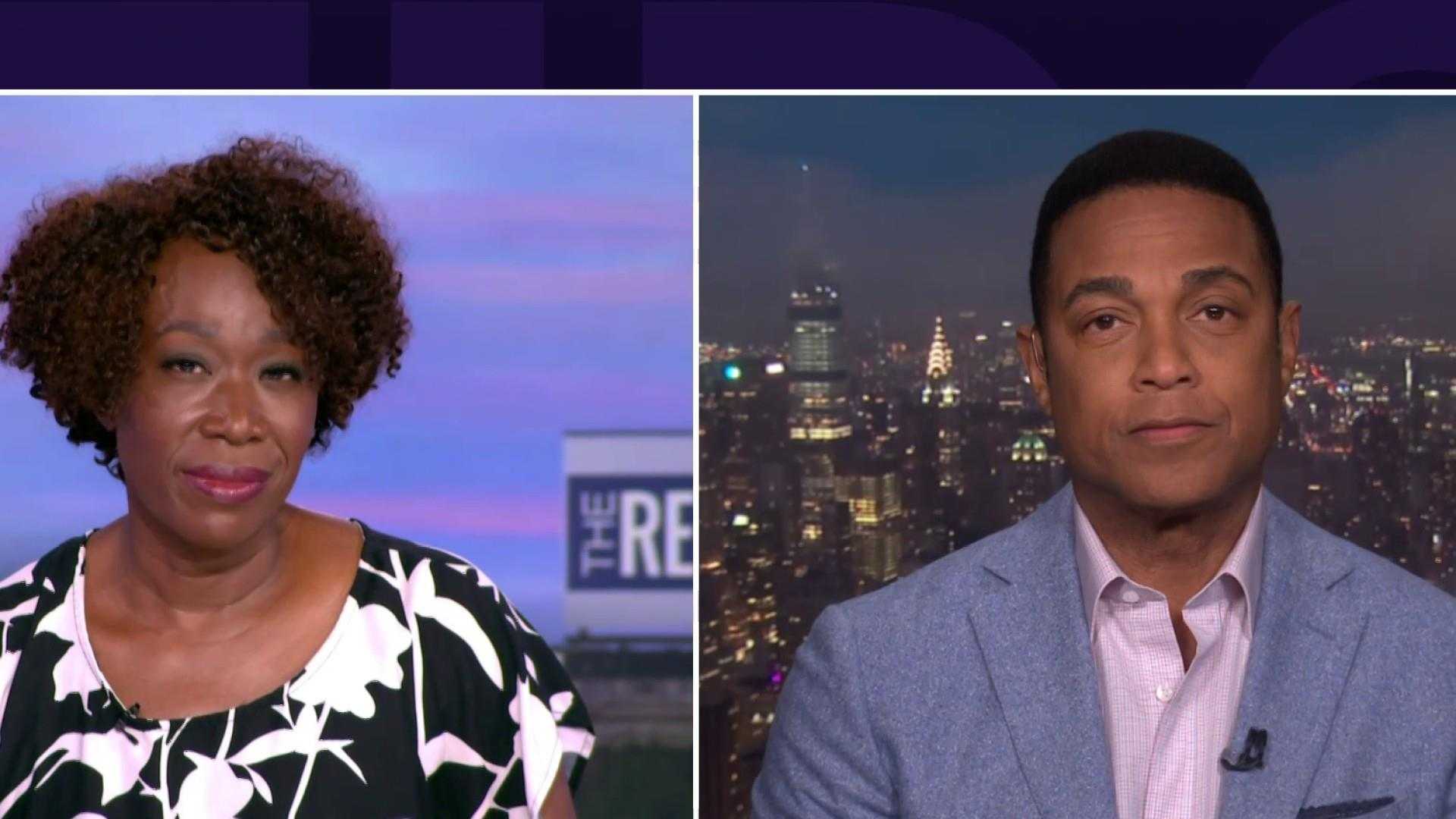 Don Lemon: The Chauvin Trial is'deeply traumatic, emotional, we are reliving it over and over' thumbnail