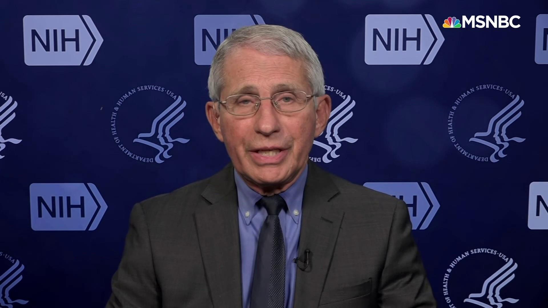 Dr. Fauci on Johnson & Johnson vaccine pause: 'Safety was put right up front' thumbnail