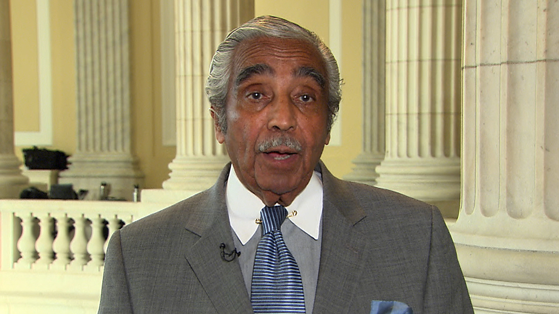 Rangel: GOP doesn't mind dying politically