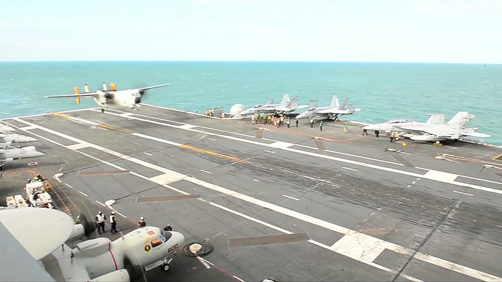 US moves to block Iranian ships off Yemen