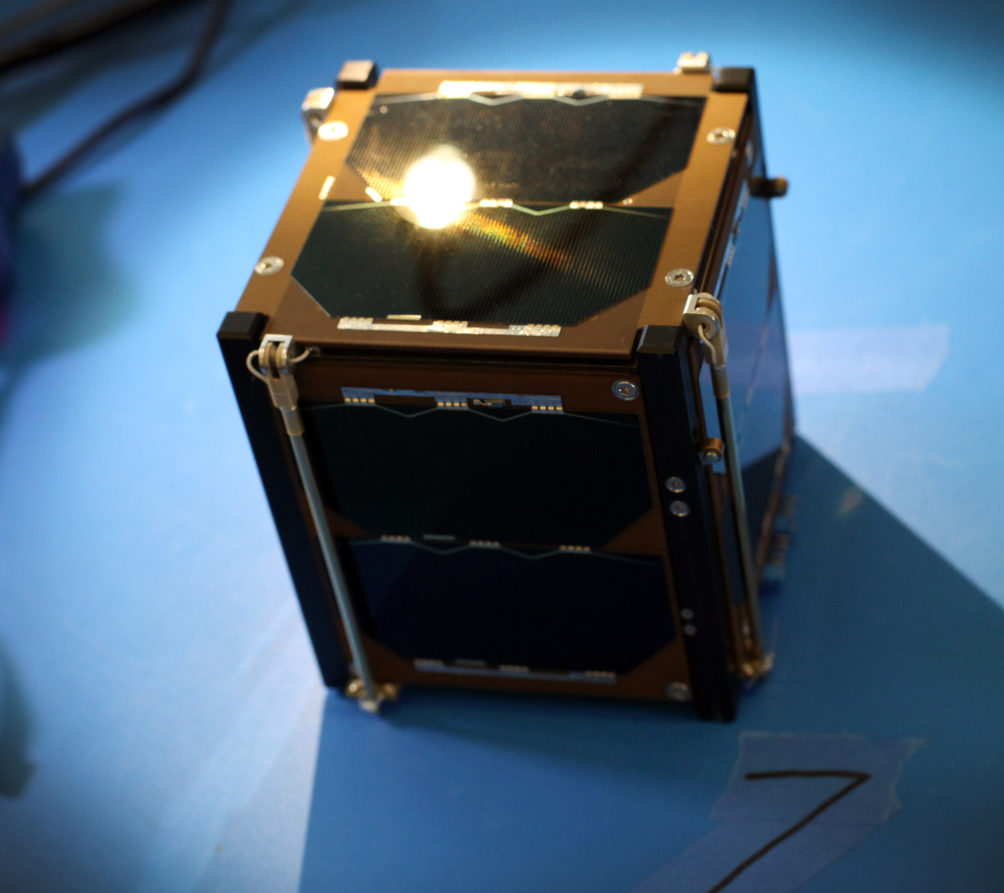Space for all: Small, cheap satellites may one day do your bidding