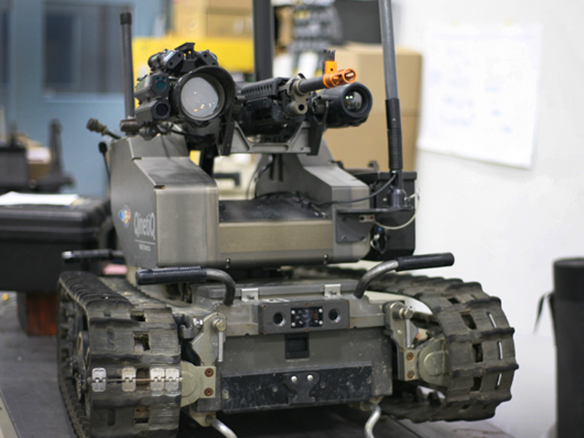 Future Tech? Autonomous Killer Robots Are Already Here - NBC News