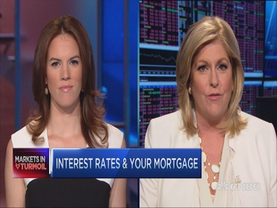 Lower mortgage rates to come