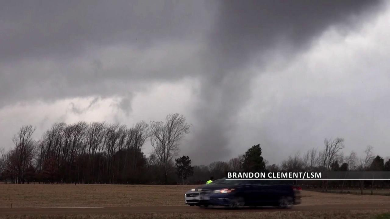 Death Toll Rises to 14 After Tornadoes, Storms Ravage South