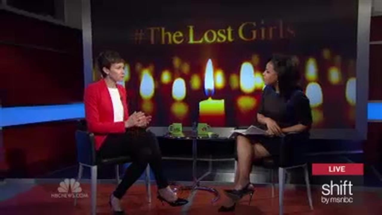 #LostGirls: Nigeria's missing schoolgirls