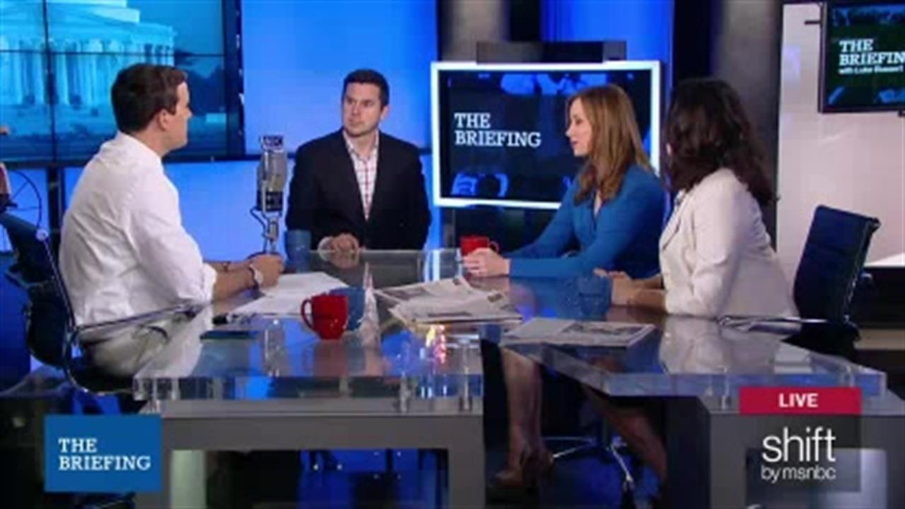 The Briefing: 2016 race comes into focus