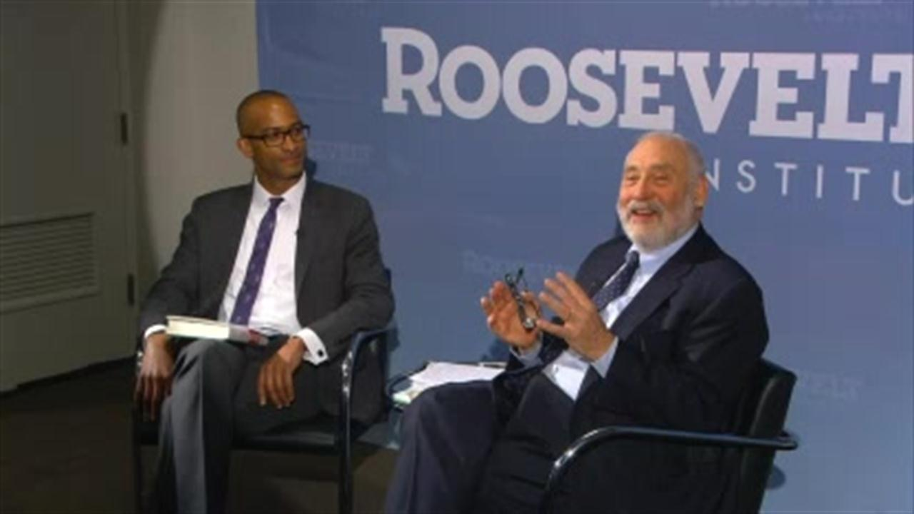 Nerding Out: Interview with Joseph Stiglitz