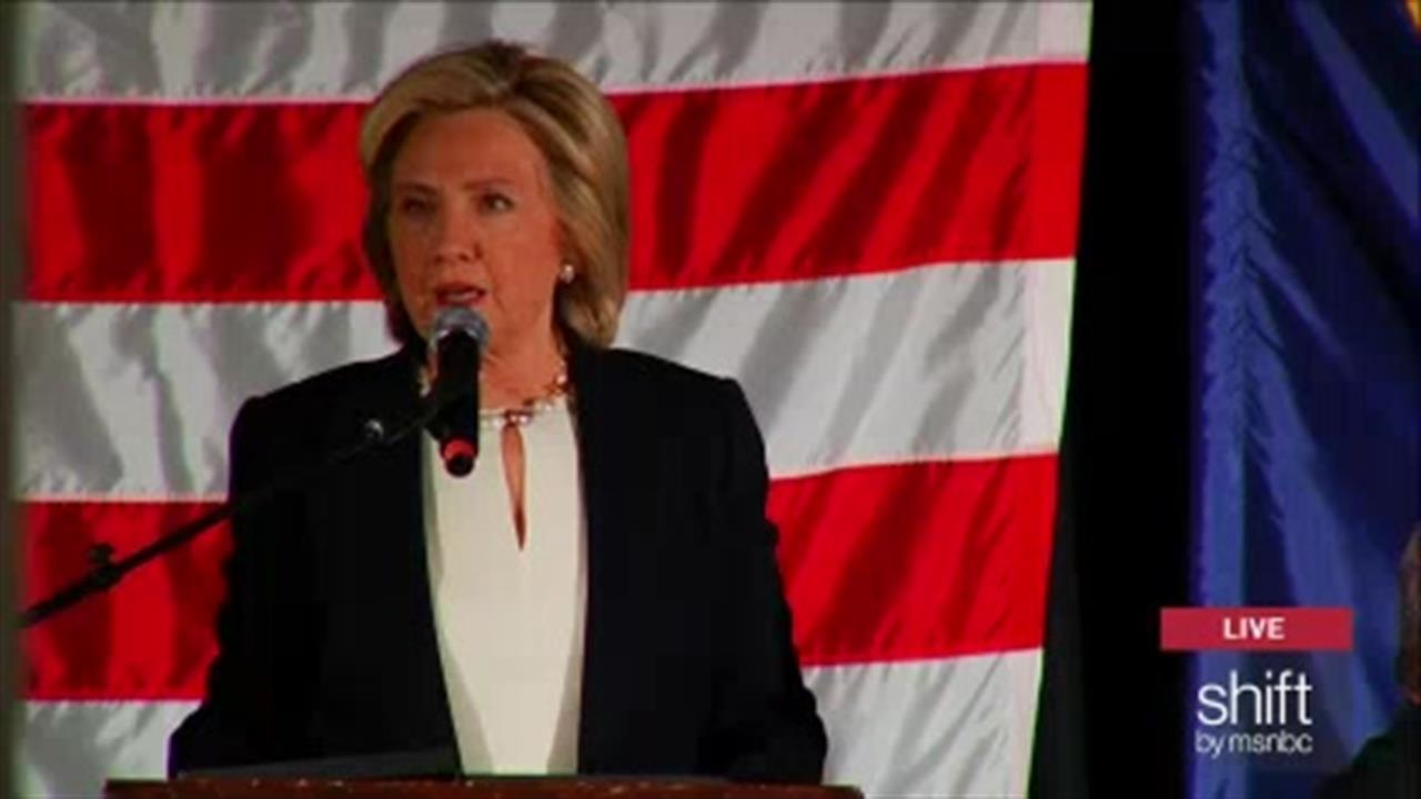 LIVE: Hillary holds Reno roundtable with vets