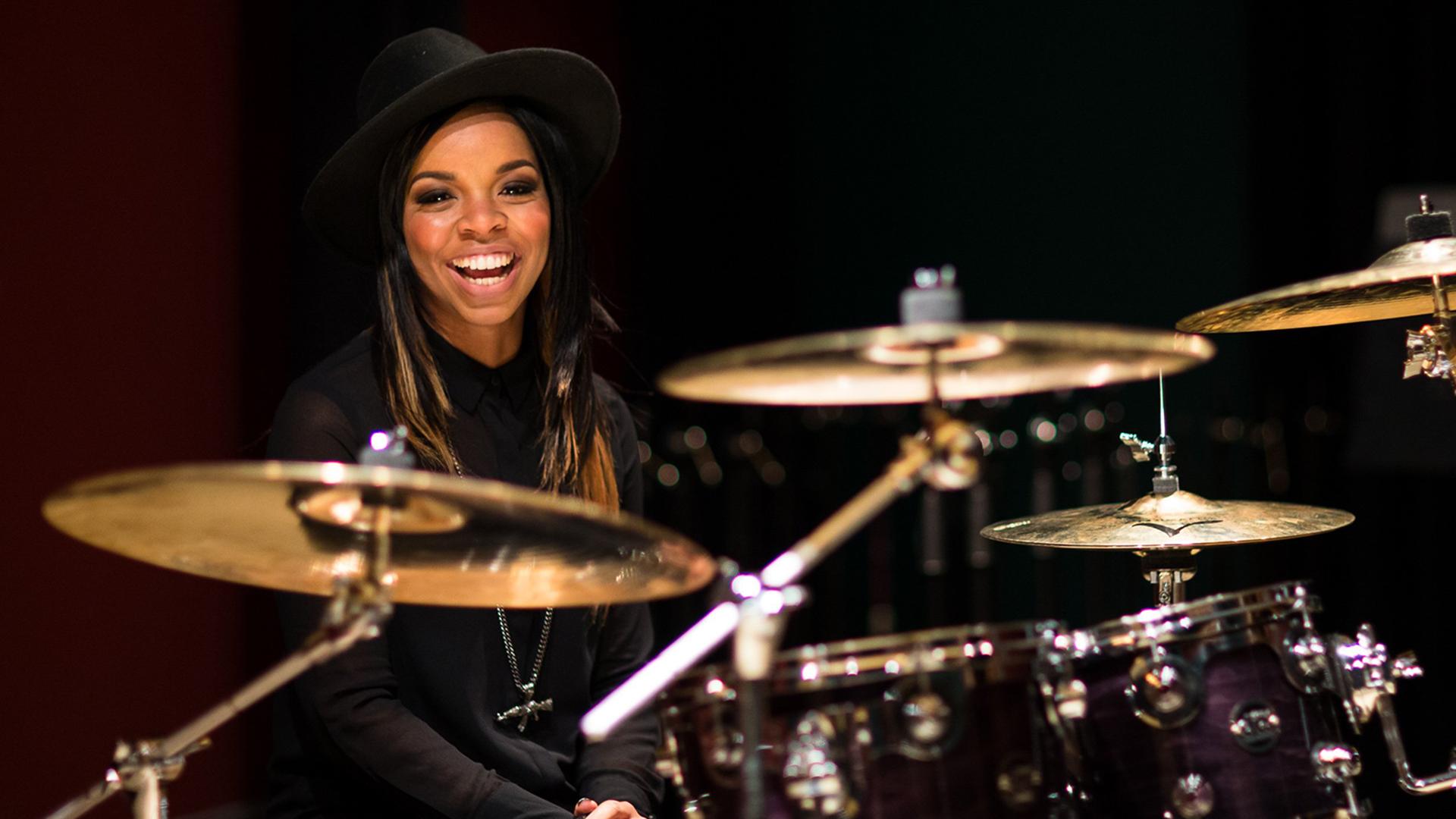 meet beyonce s drummer