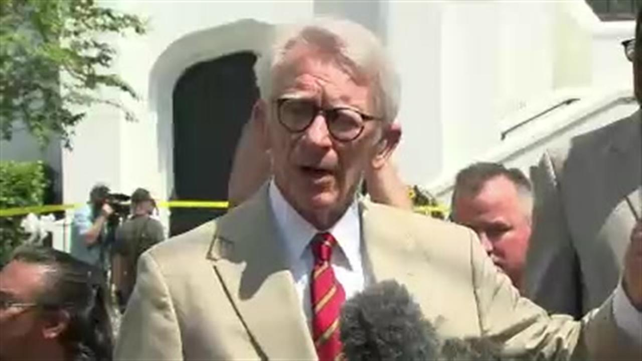 LIVE: Charleston Mayor press conference