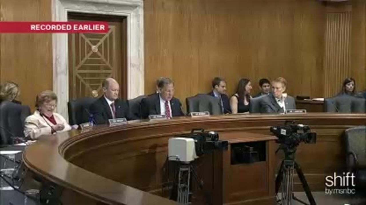 Senate holds Personnel-Data Hack Hearing