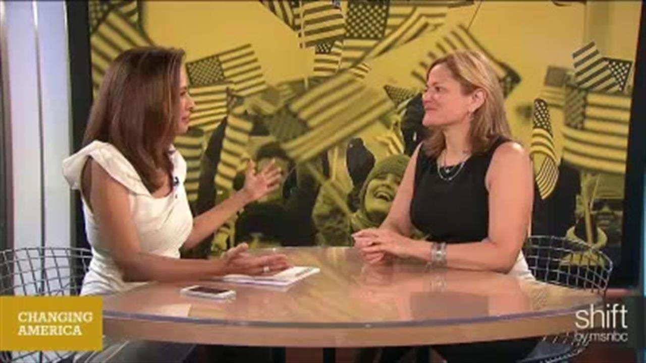 Changing America: NYC's first Latina Speaker
