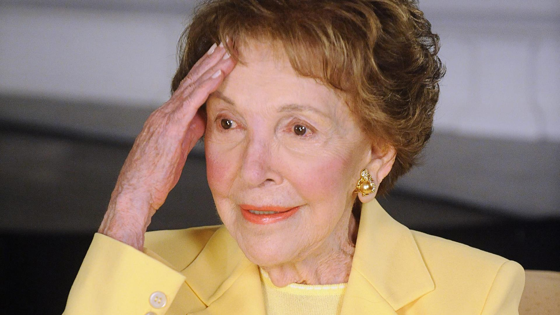 nancy reagan When nancy reagan died on sunday at age 94, she left behind a legacy as one of the most influential and controversial first ladies in american history.
