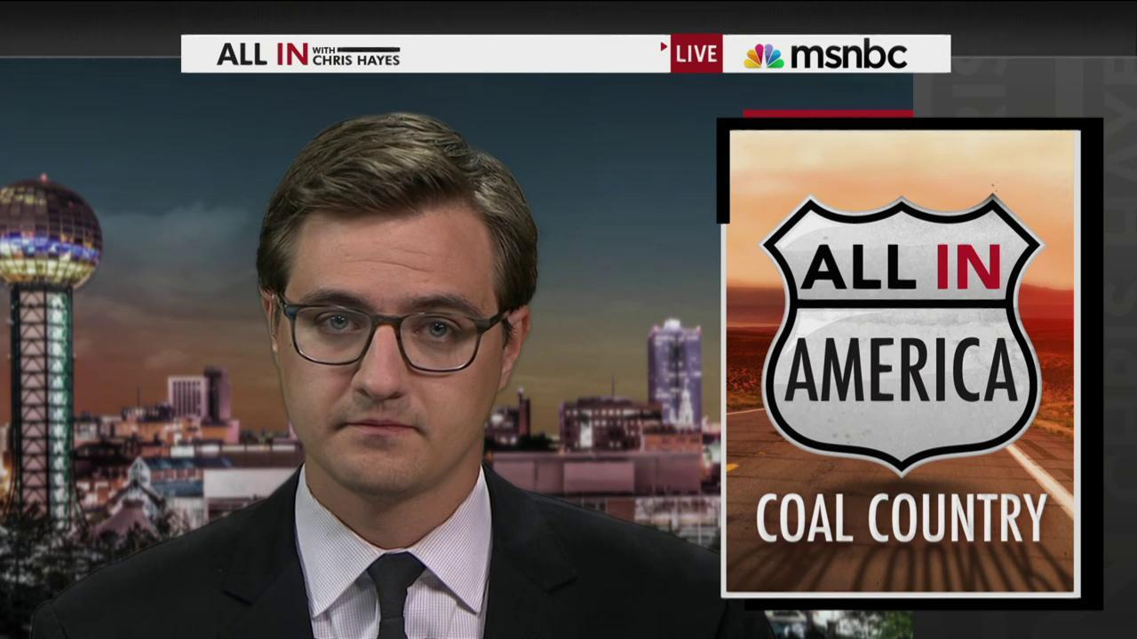 All In America: Coal Country
