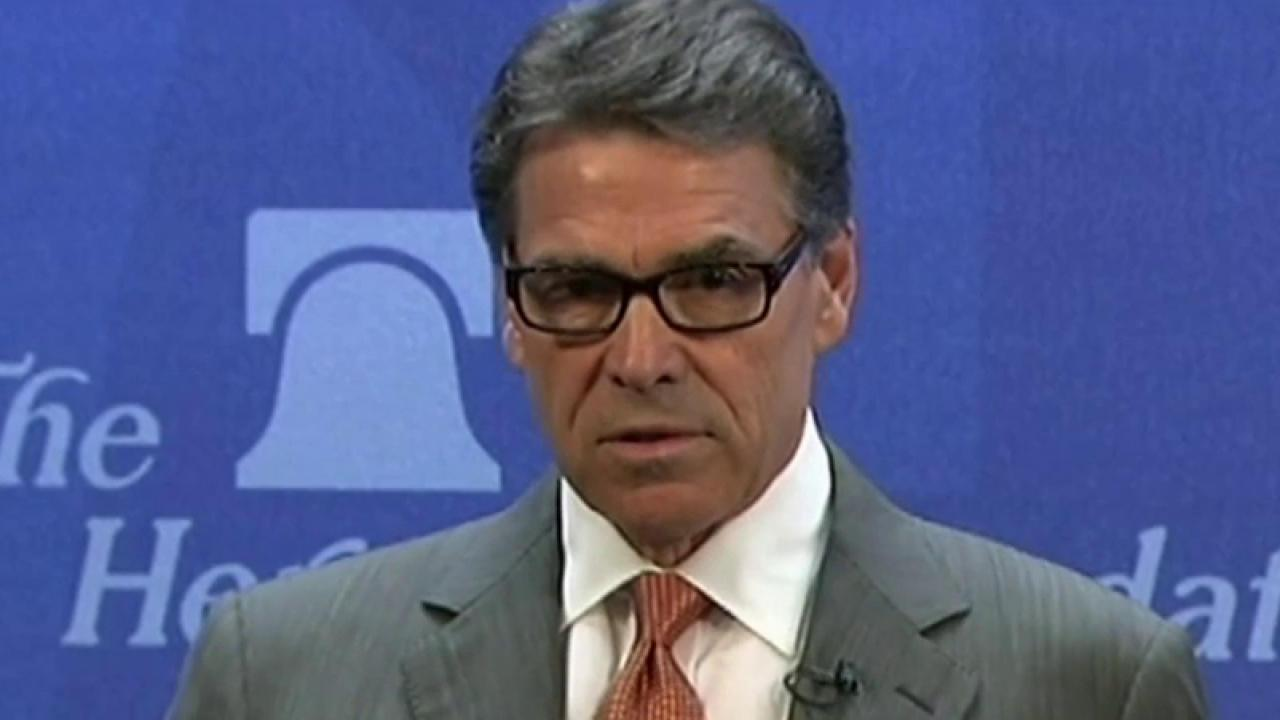 The politics of Rick Perry's indictment