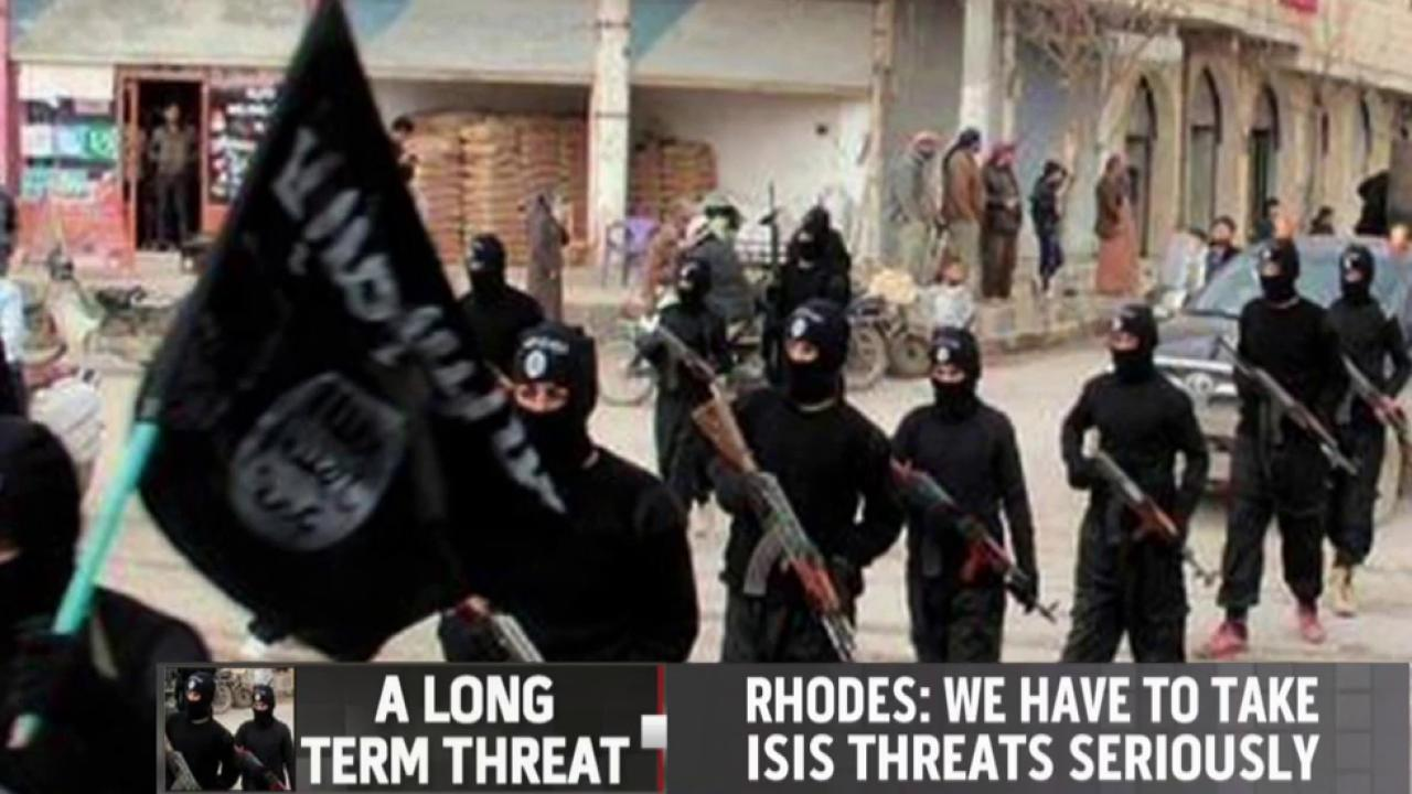 What the US intends to do about ISIS