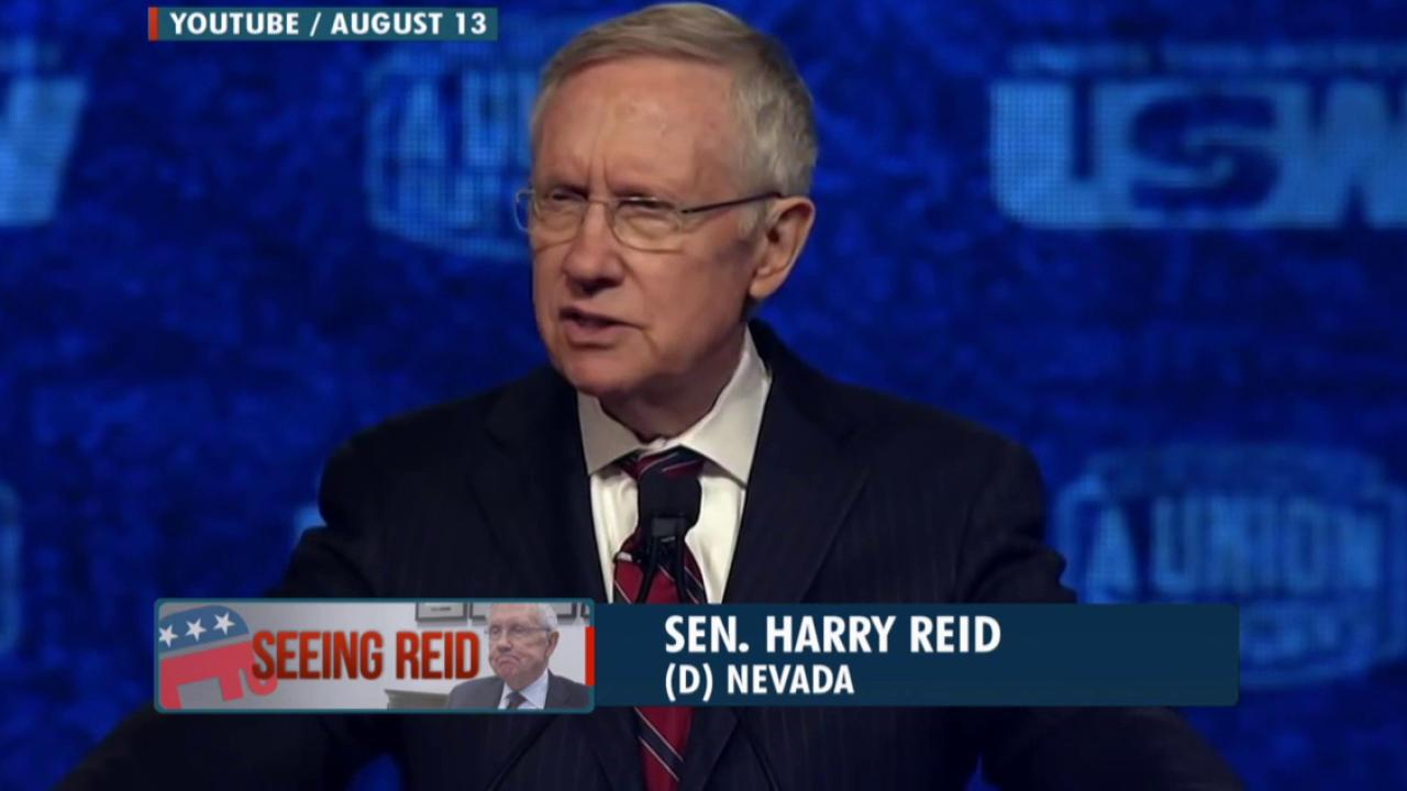 Koch brothers gear up to take down Harry Reid