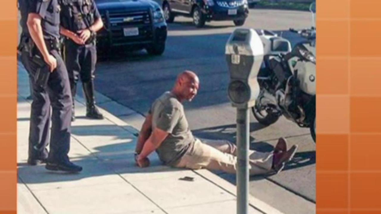 Speaking out against a wrongful arrest