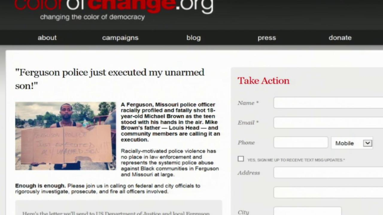 Petition demands action on MO shooting